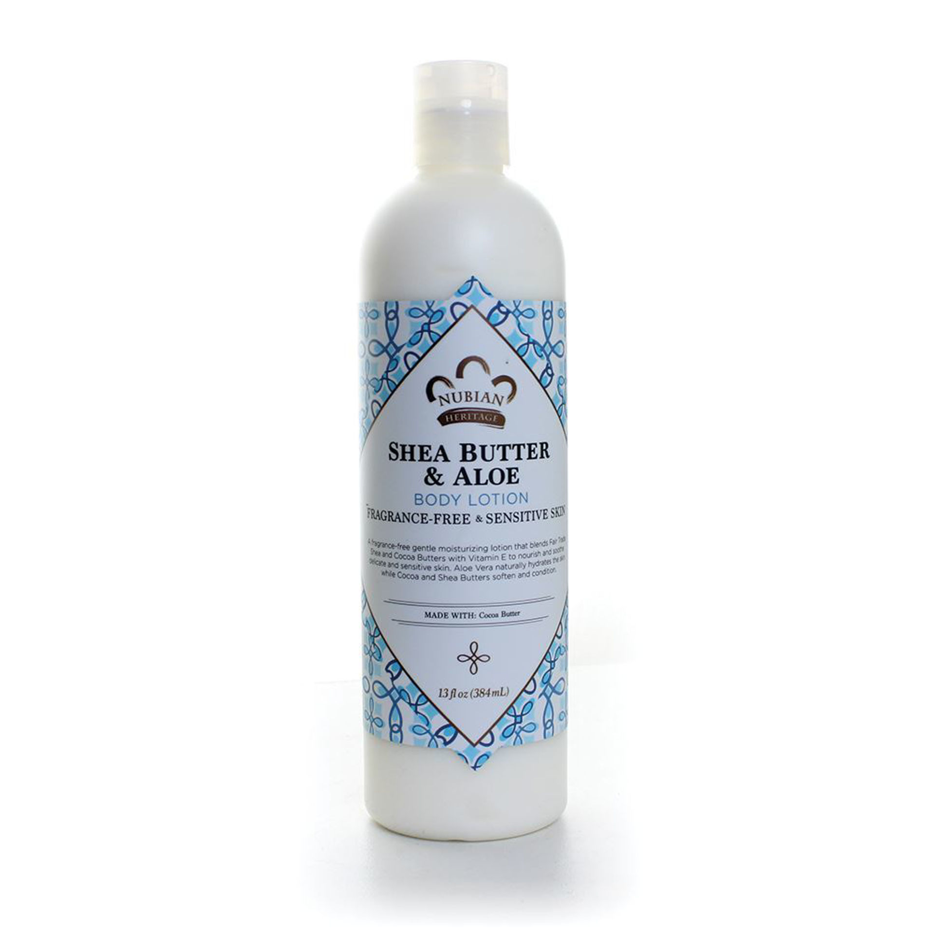 Picture of Shea Buttter & Aloe Lotion - 13 oz.