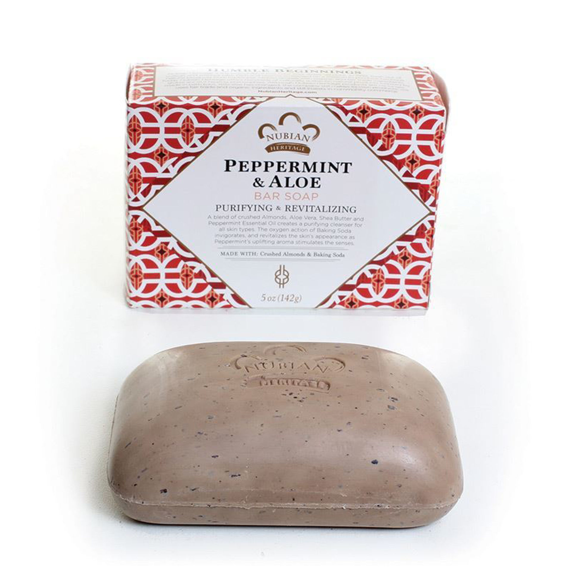 Picture of Peppermint & Aloe Soap - 5 oz.
