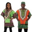 Picture of Traditional Print Dashiki