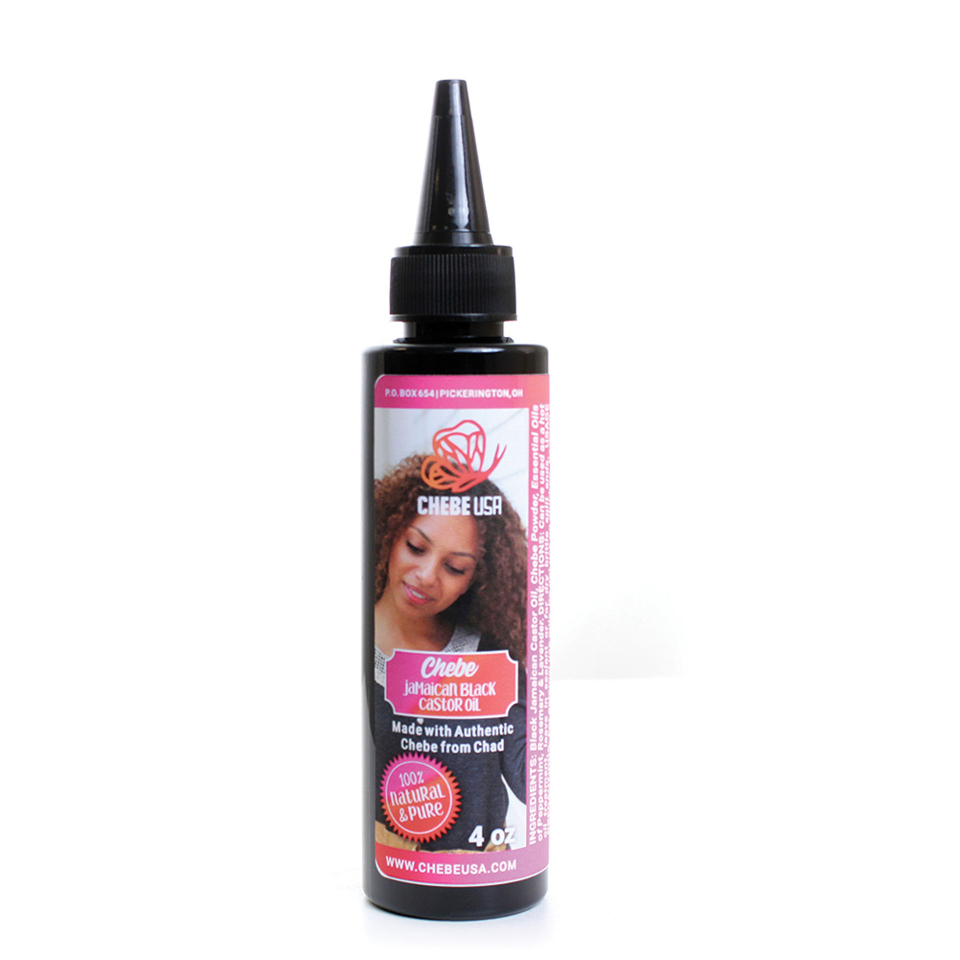 Picture of Chebe Jamaican Black Castor Oil - 4 oz.