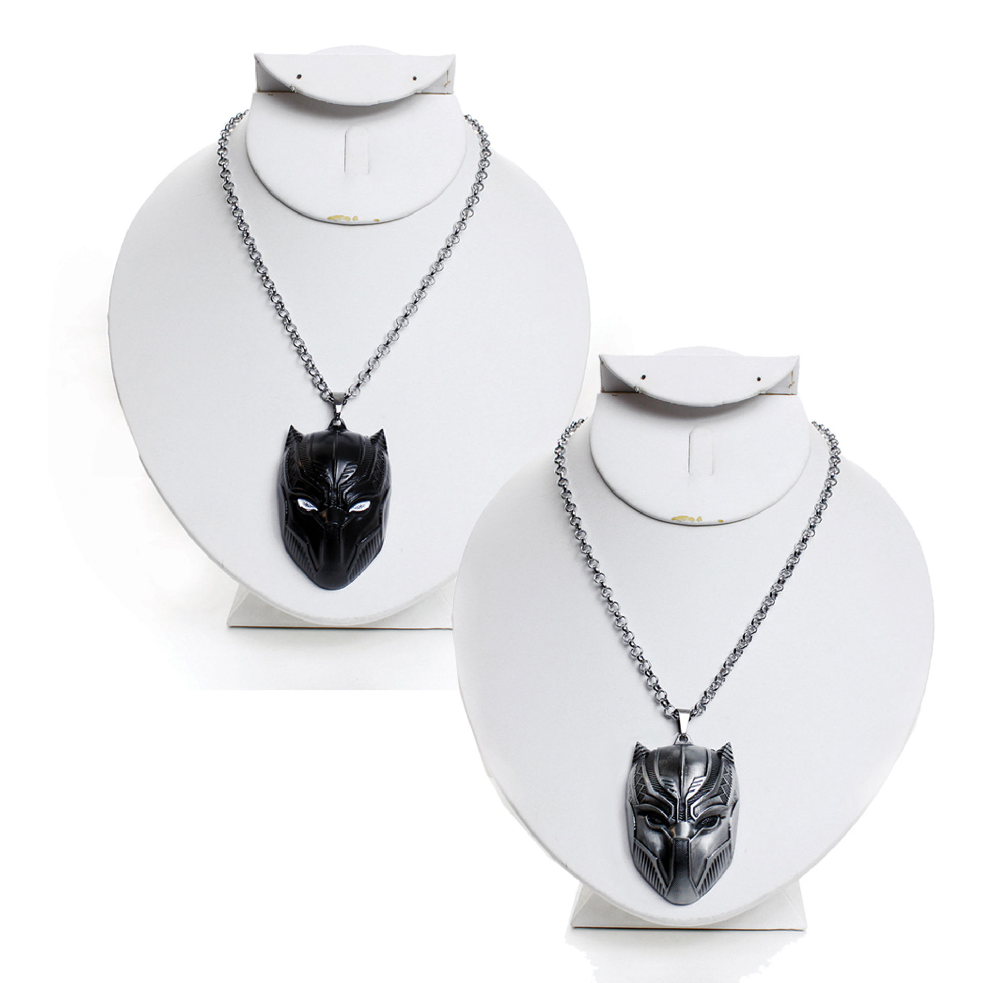 Picture of Black Panther Mask Necklace