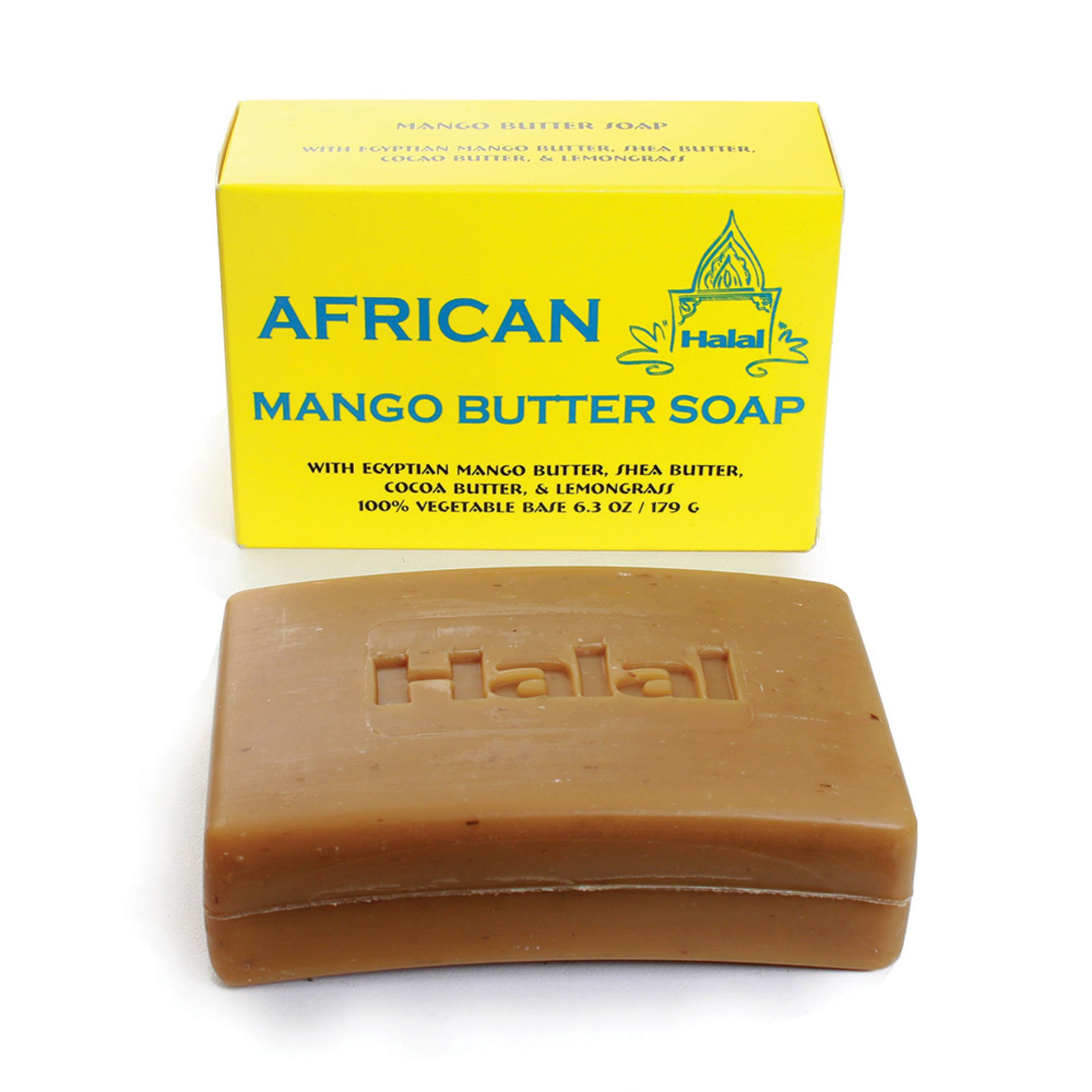 Picture of African Mango Butter Soap - 6.3 oz.
