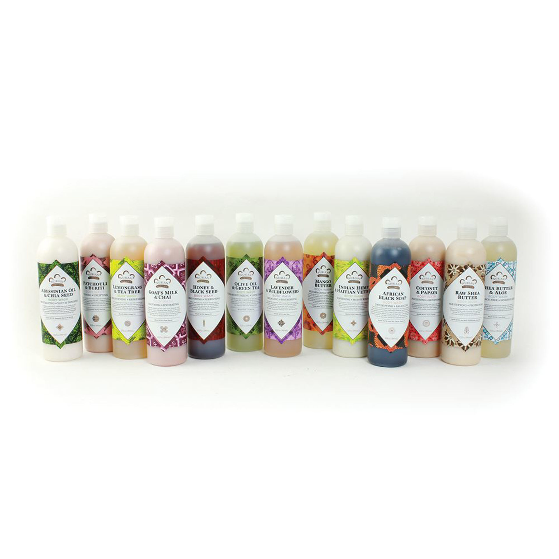 Picture of Set Of 13 Body Washes