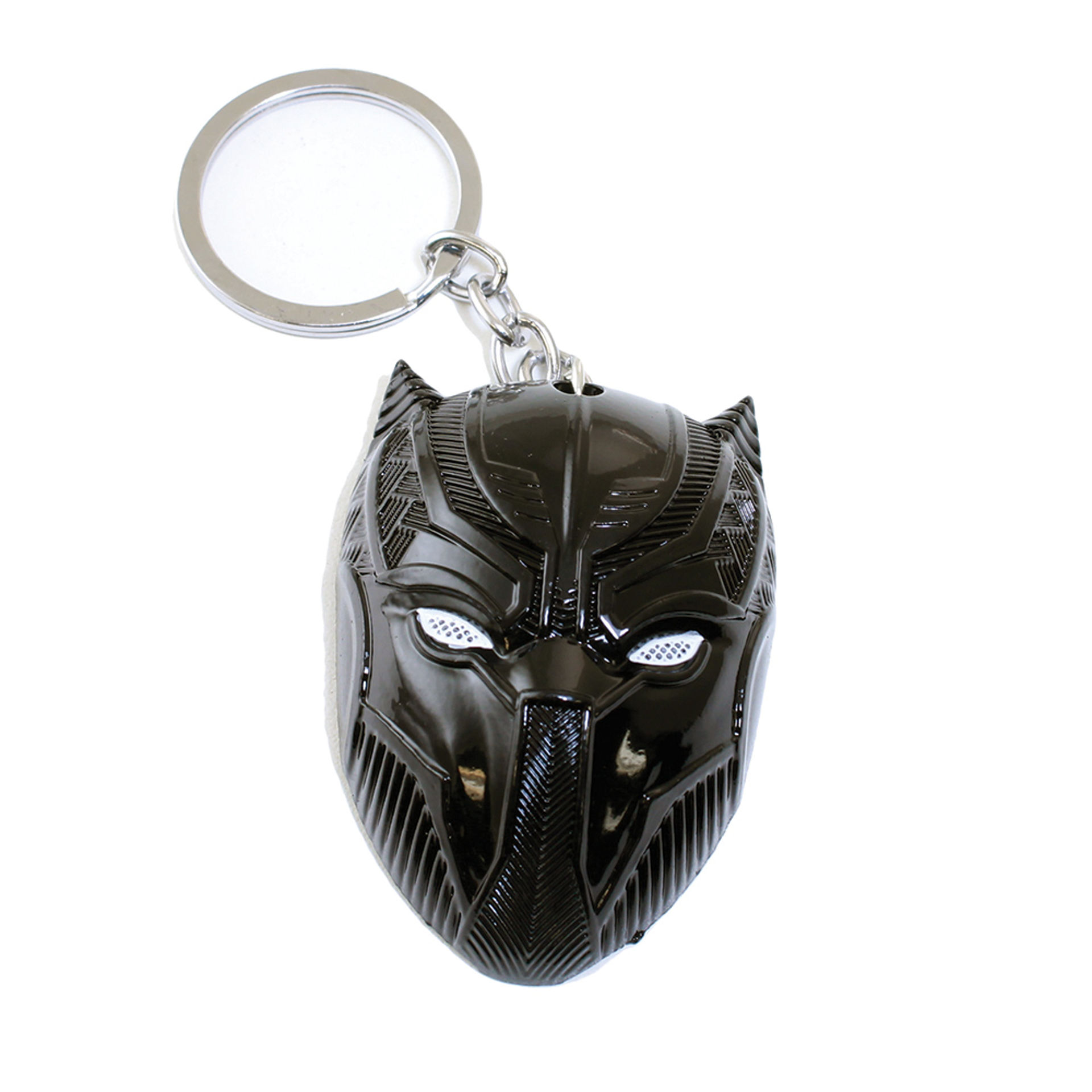 Picture of Black Panther Mask Key Chain