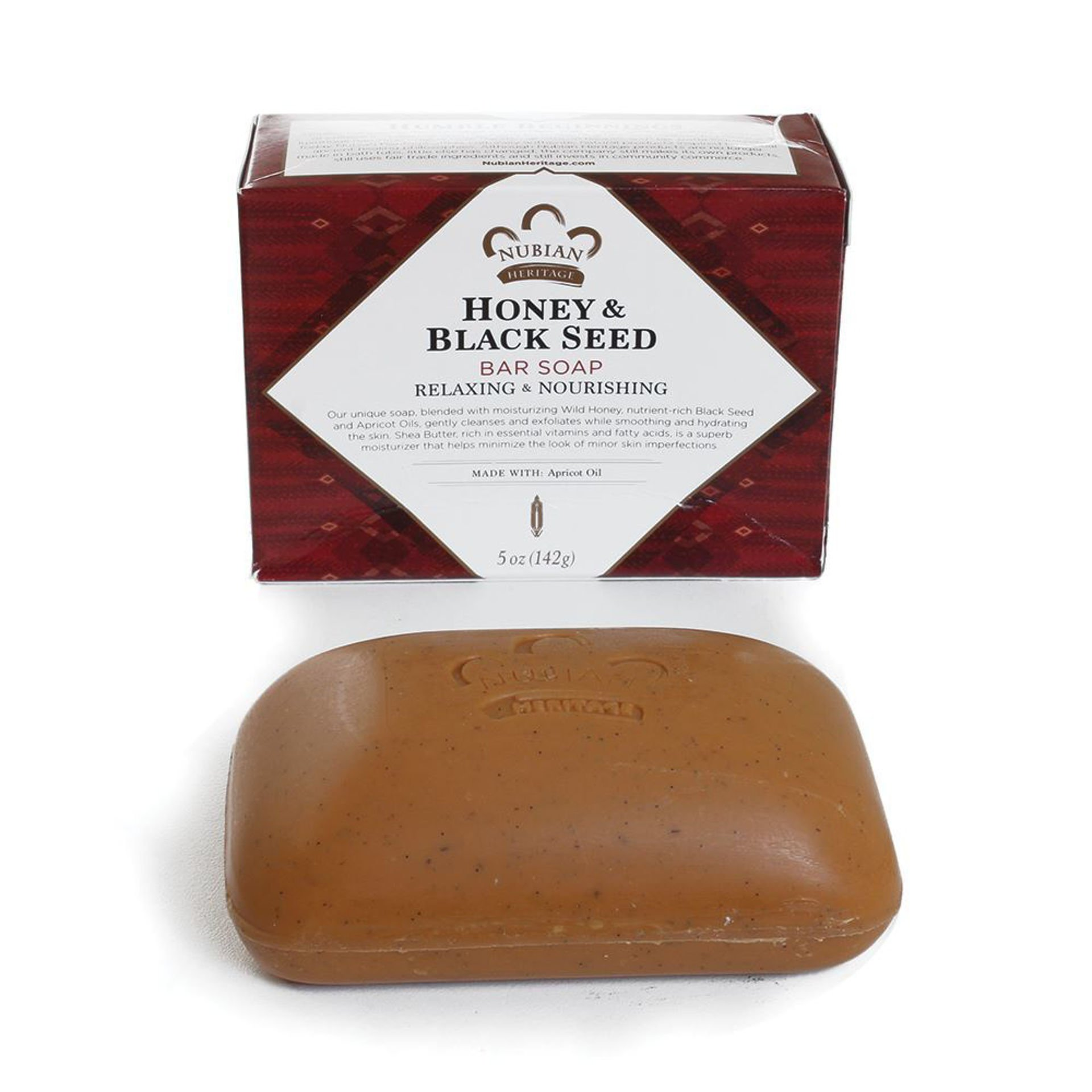 Picture of Honey & Black Seed Soap - 5 oz.