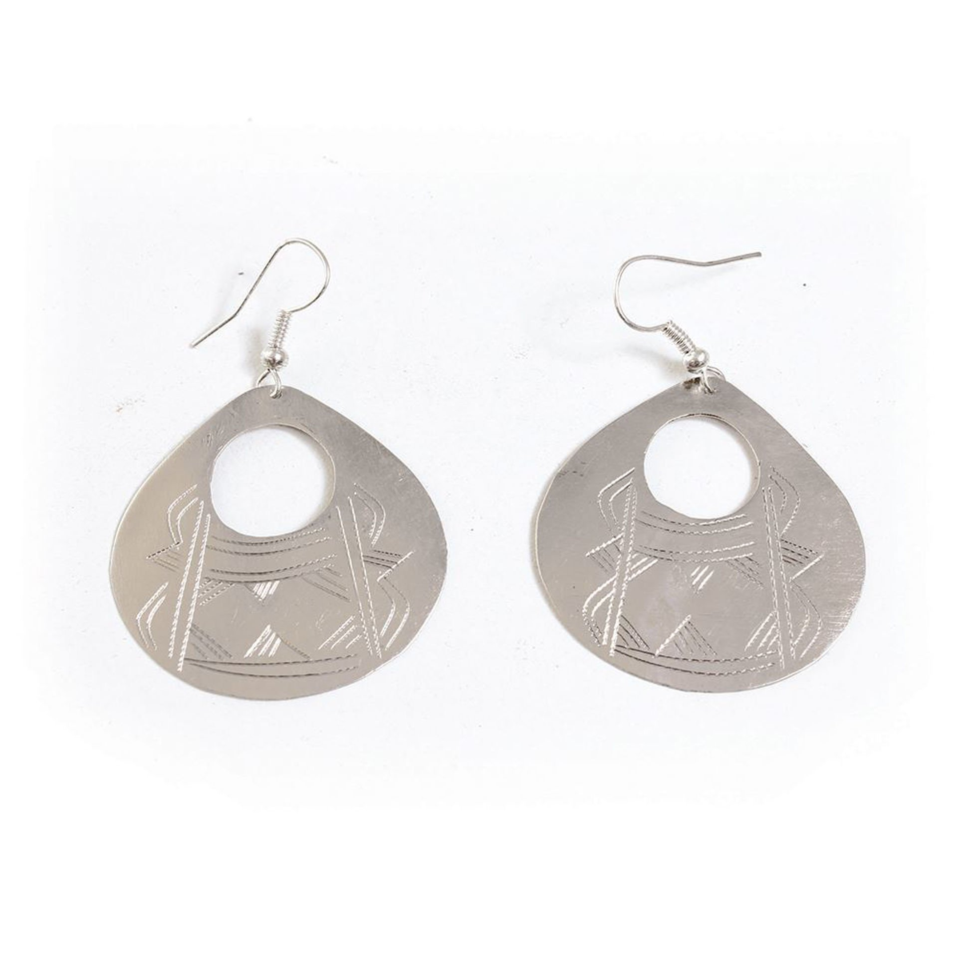 Picture of Tuareg Silver Gofed Earrings