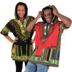 Picture of Kenyan-Made Traditional Print Hoodie