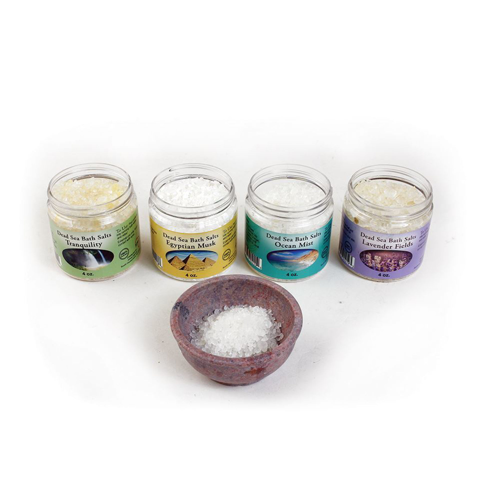 Picture of Scented Sea Salt - 4 oz.