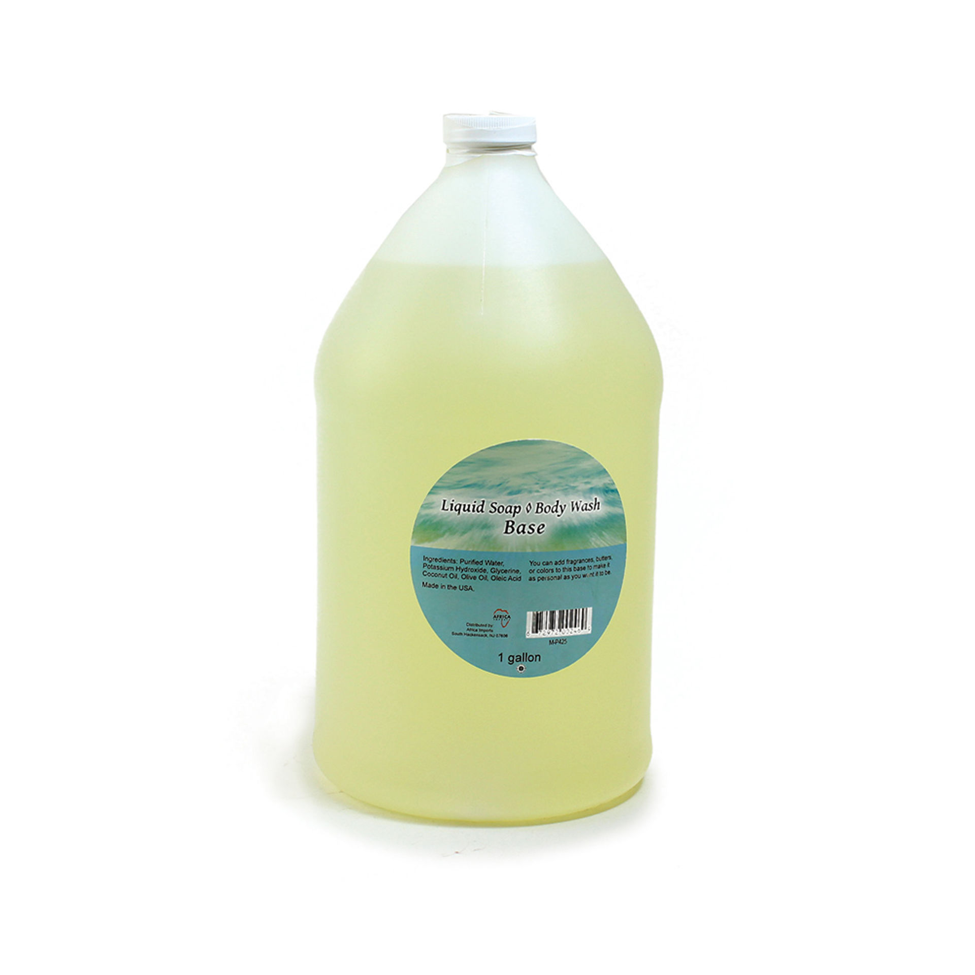 Picture of Liquid Soap & Body Wash Base - 1 Gallon