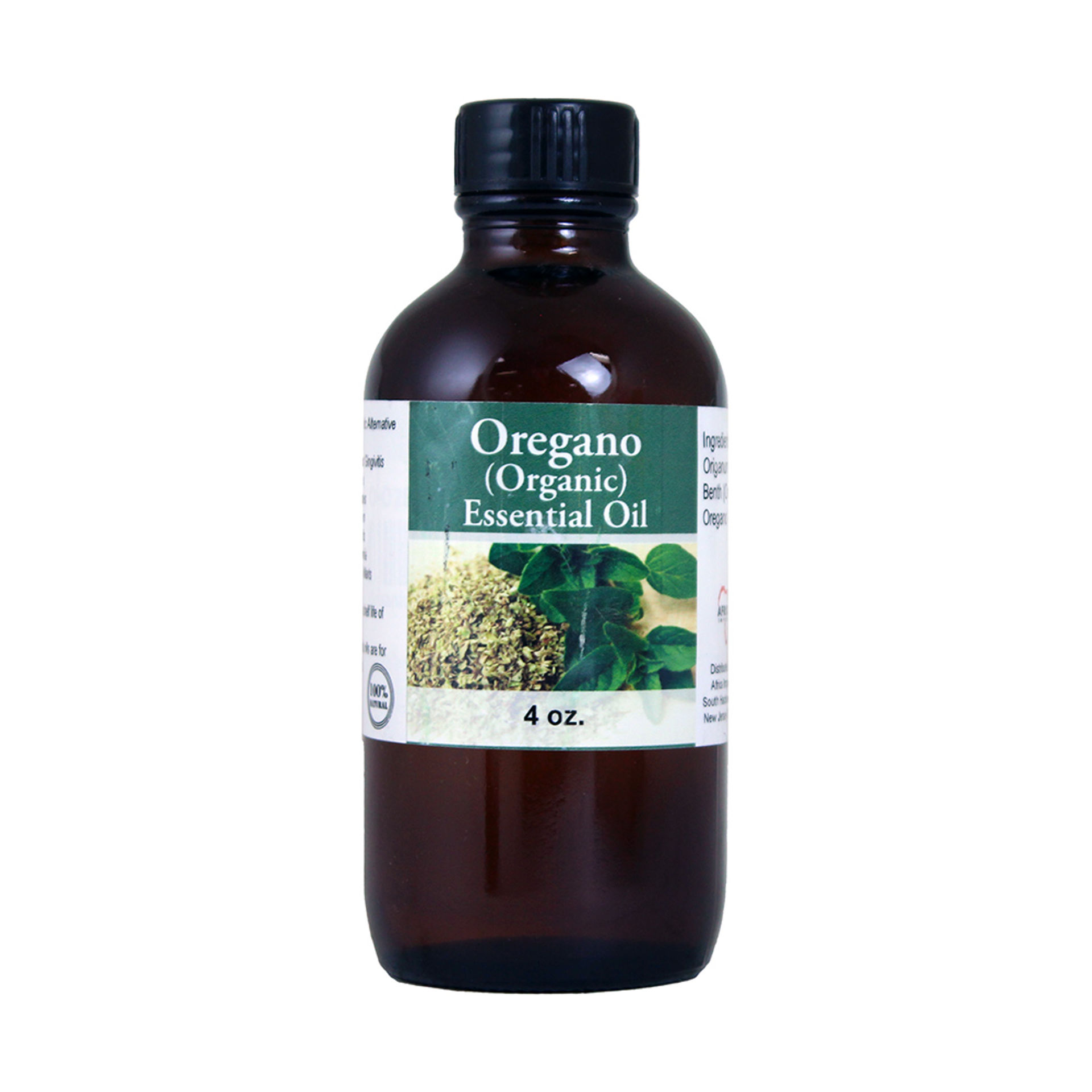 Picture of Oregano (Organic ) Essential Oil - 4 oz.