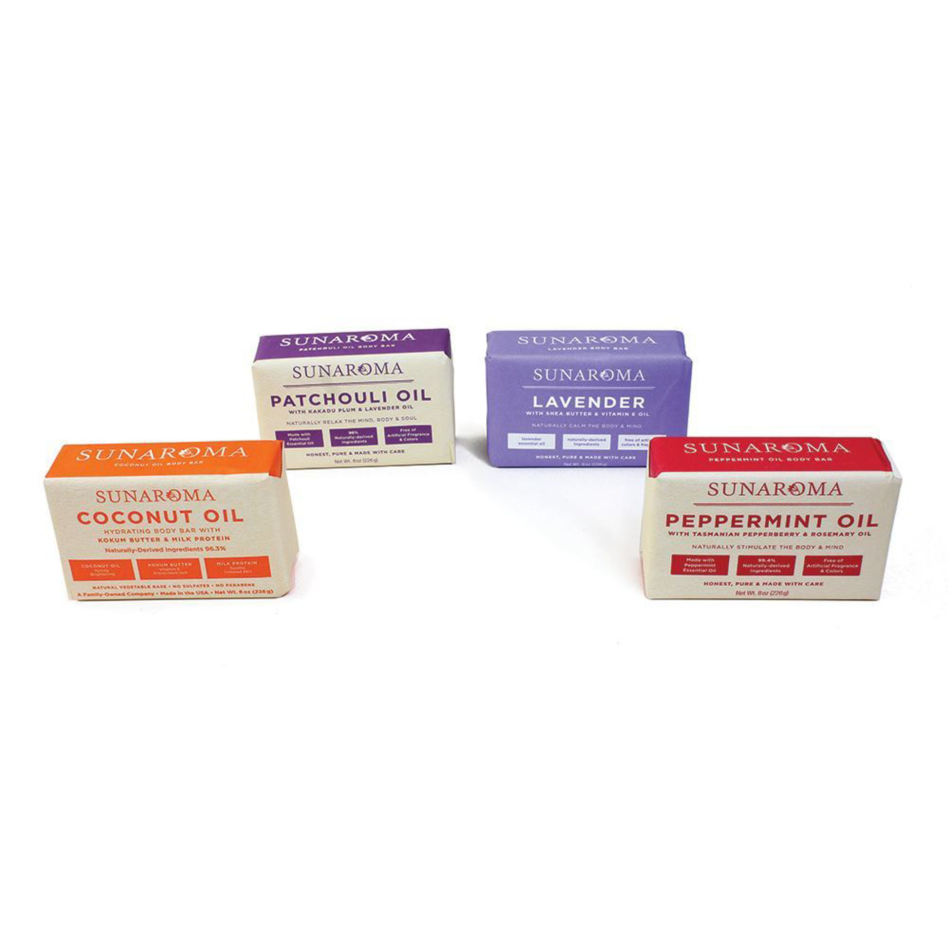 Picture of Set Of 4 Soaps