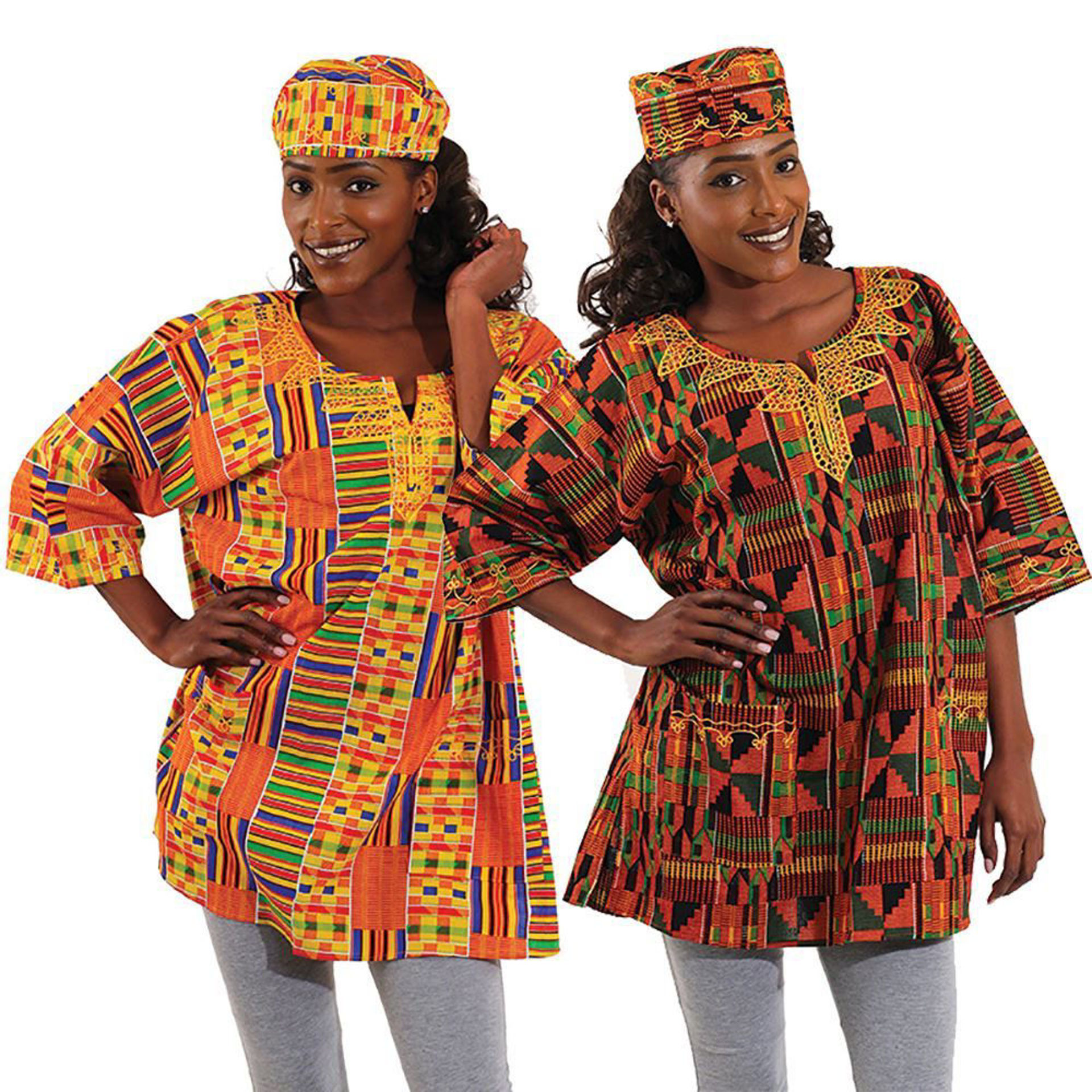 Picture of Kente Dashiki