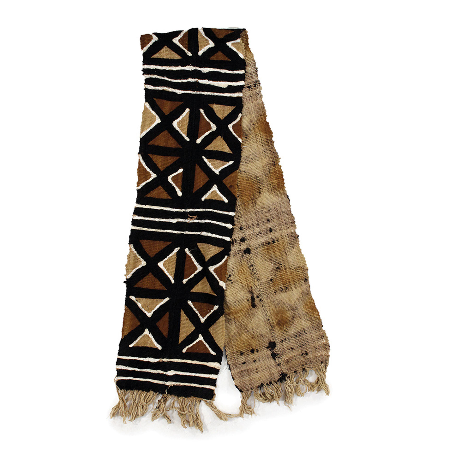 Picture of Malian Mud Cloth Scarf
