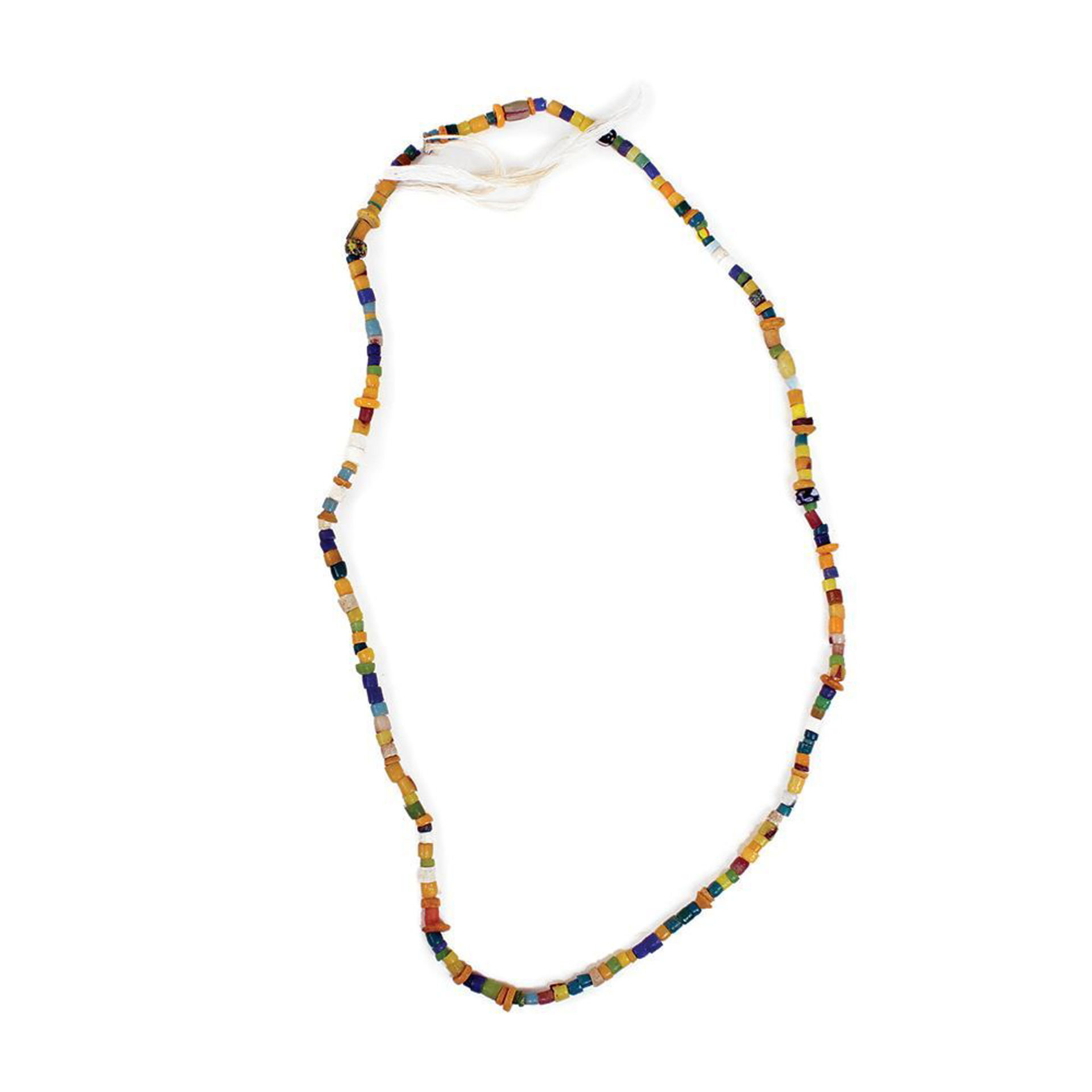 Picture of Ghana Trade Bead Short Necklace