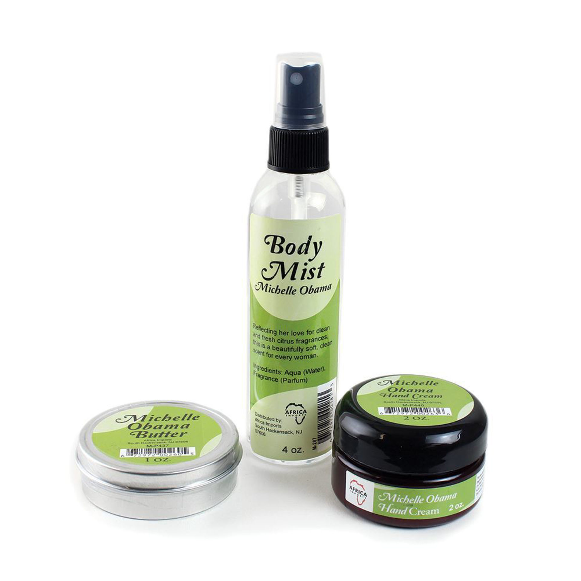 Picture of Michelle Obama Beauty Set