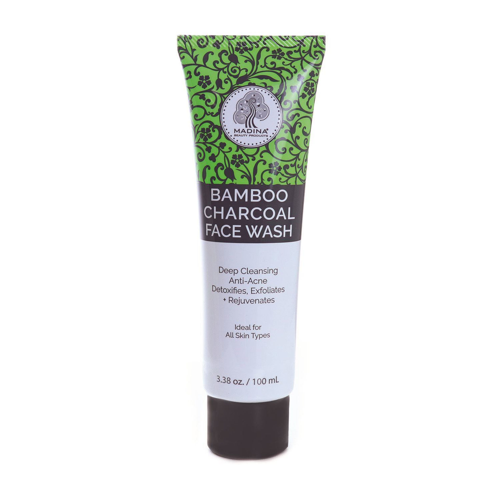 Picture of Bamboo Charcoal Face Wash - 100 mL