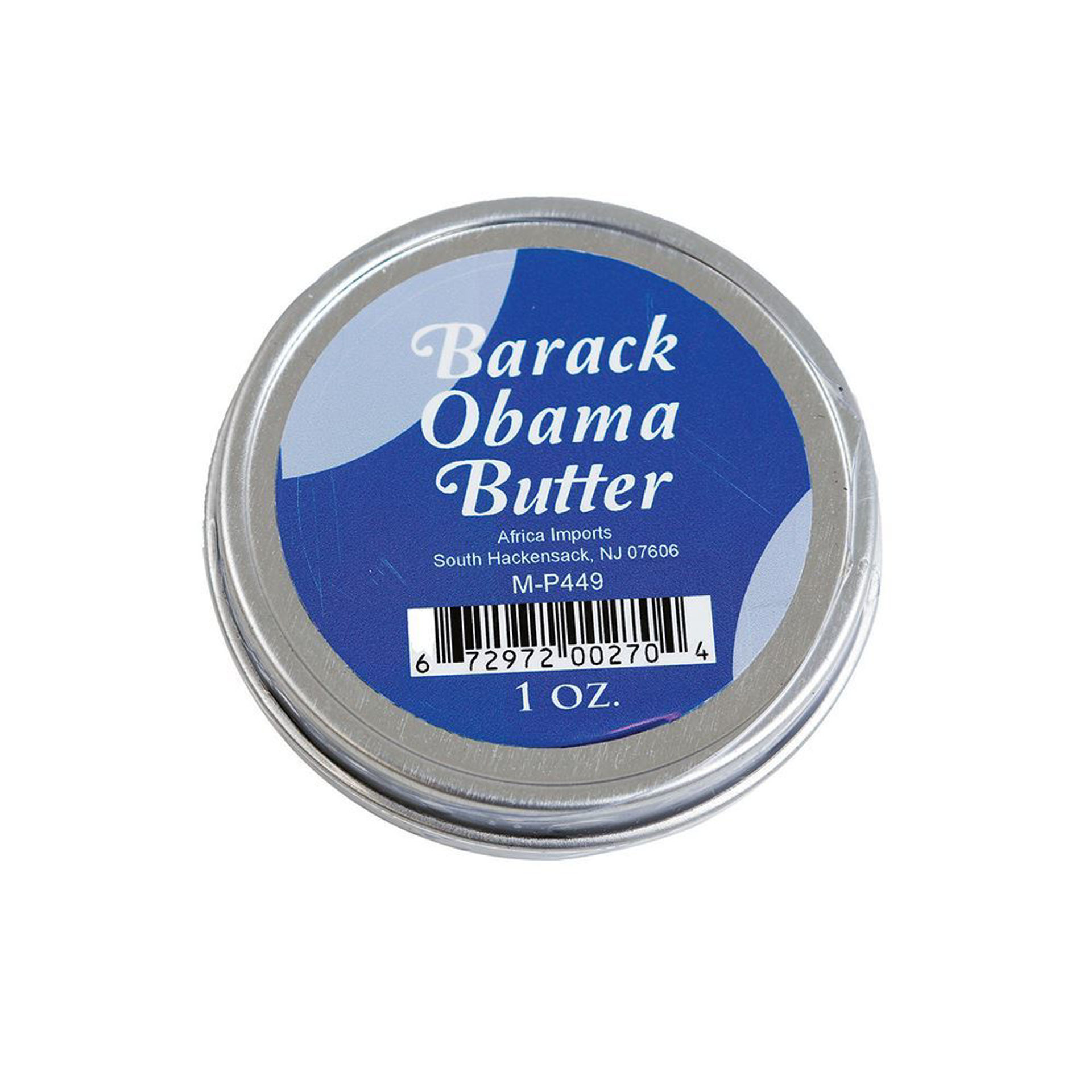 Picture of Barack Obama Butter - 1 oz.