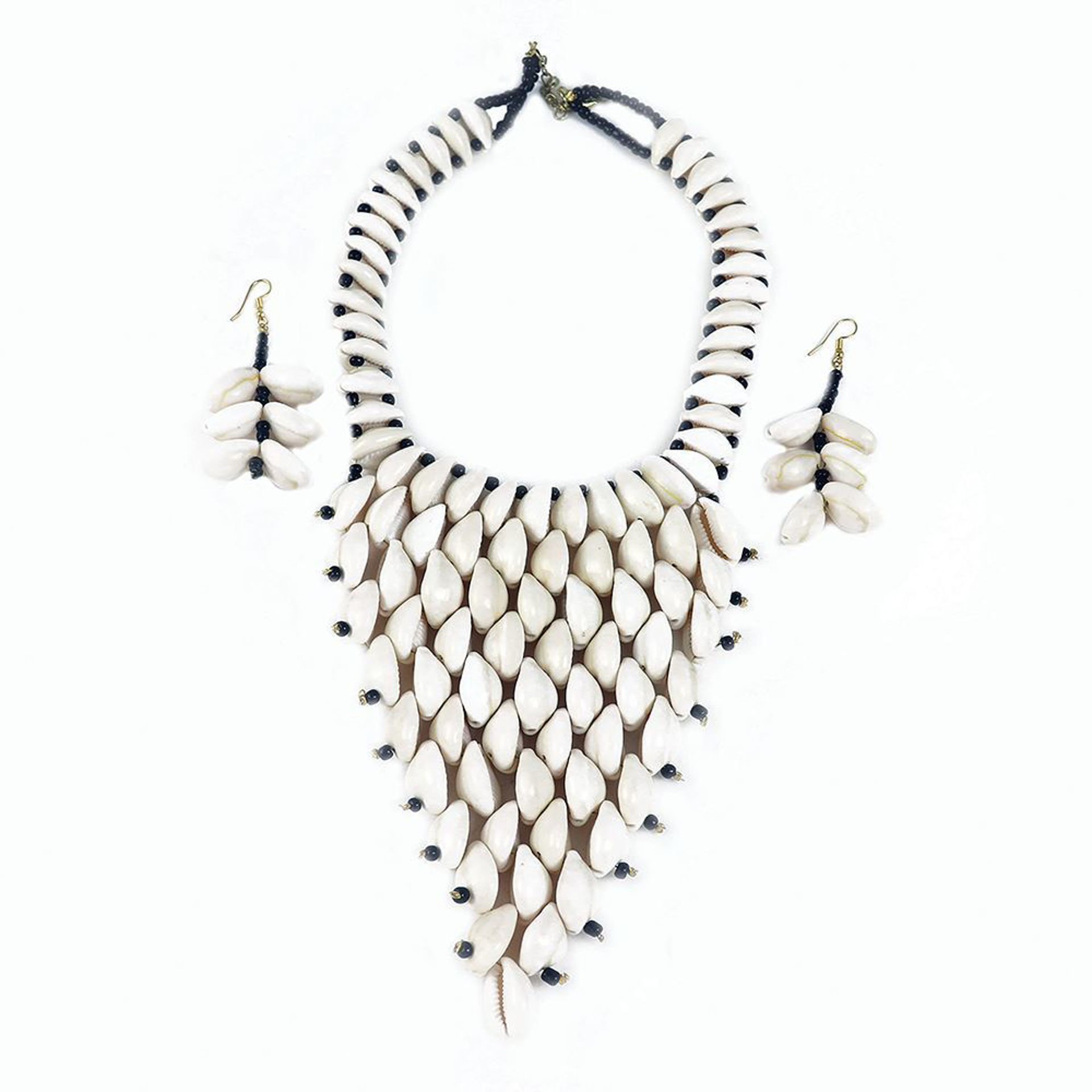 Picture of Kodi Cowrie Shell Jewelry Set