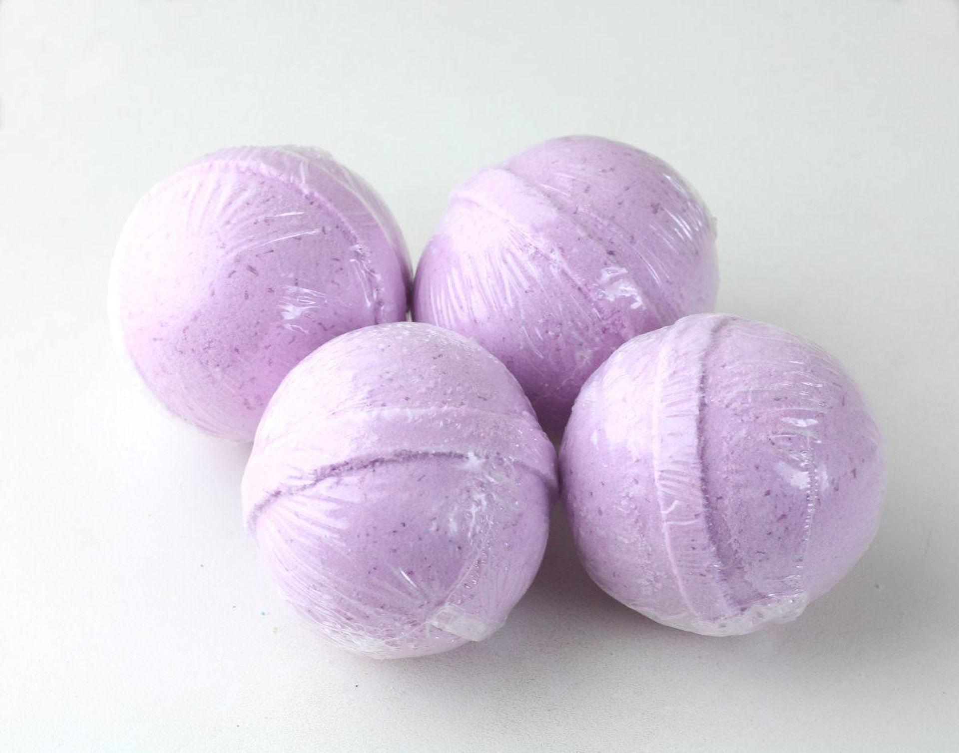 Picture of Lavender Bath Bombs: 4 Pack