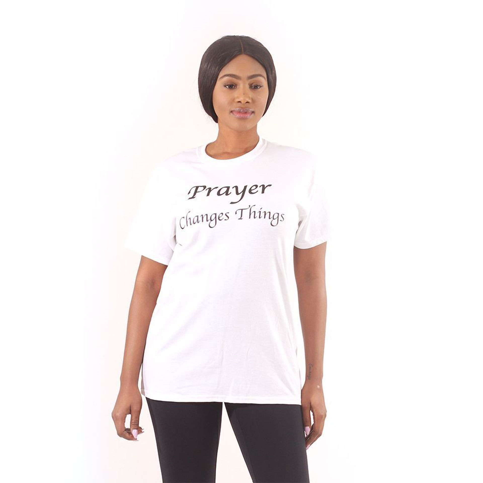 Picture of Prayer Changes Things T-Shirt