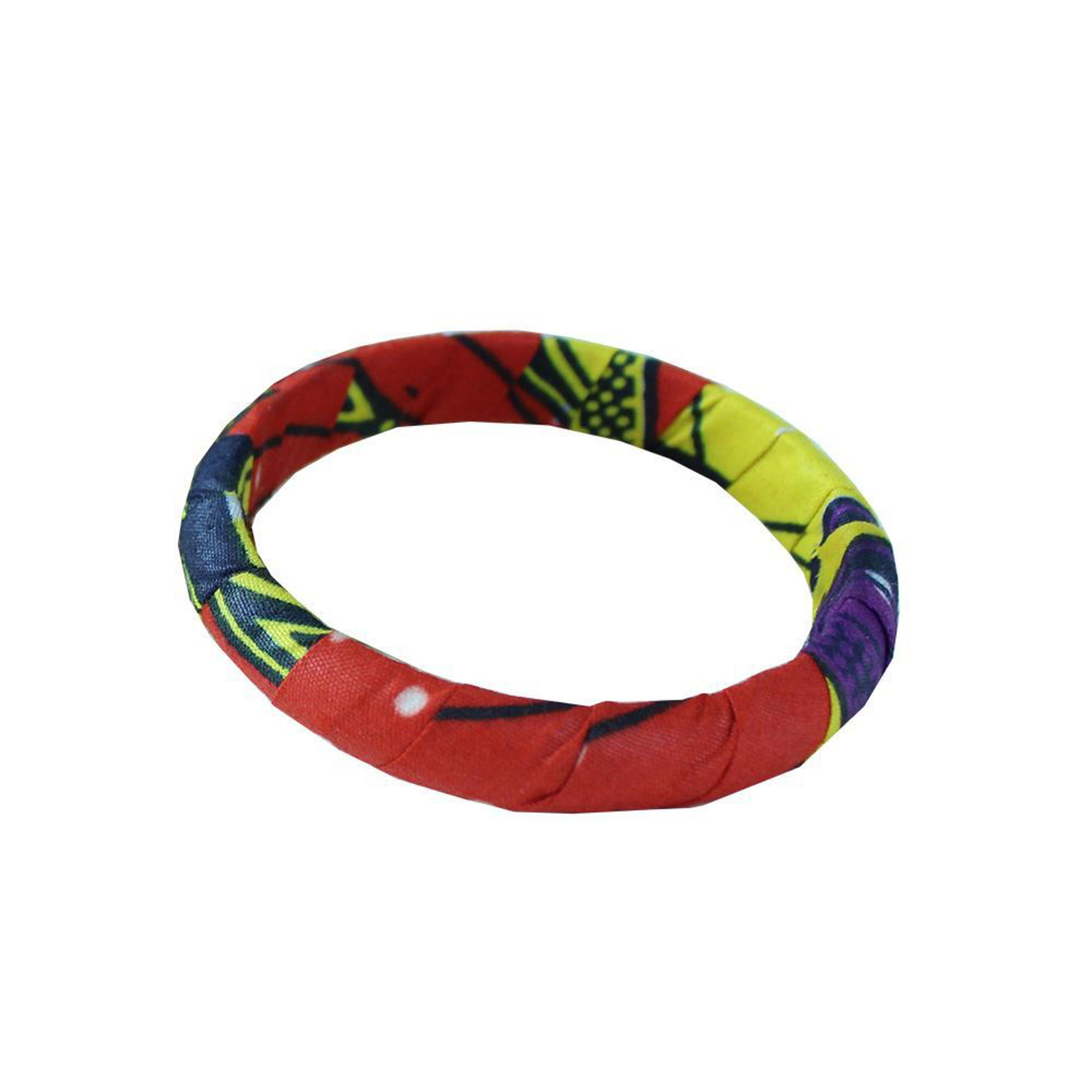 Picture of Kitenge Bracelet: ASSORTED
