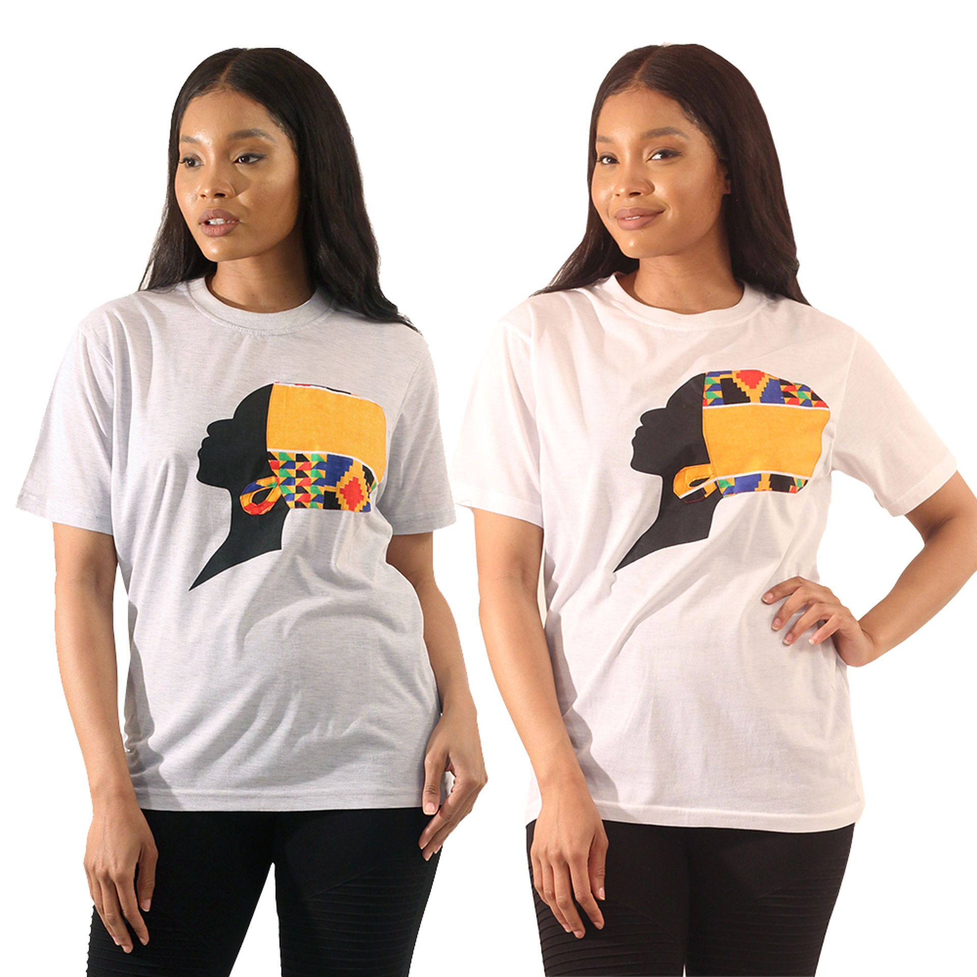 Picture of African Woman T-Shirt