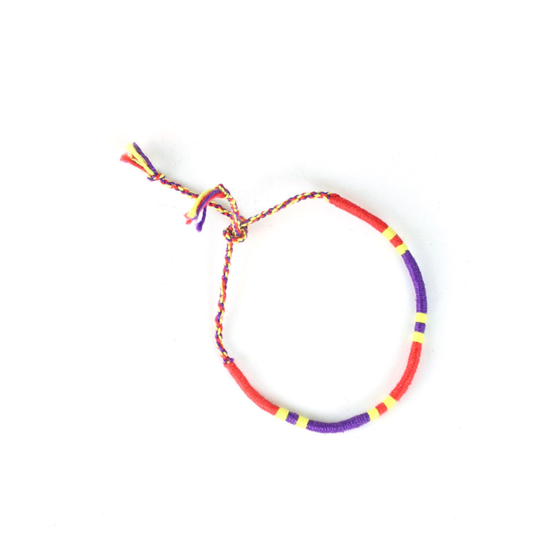 Picture of Set Of 10 String Bracelets
