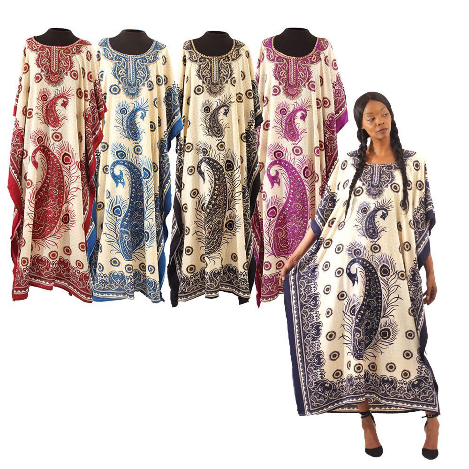 Picture of Paisley Love Kaftan