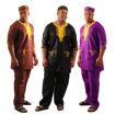 Picture of Embroidered Travelers Pant Set