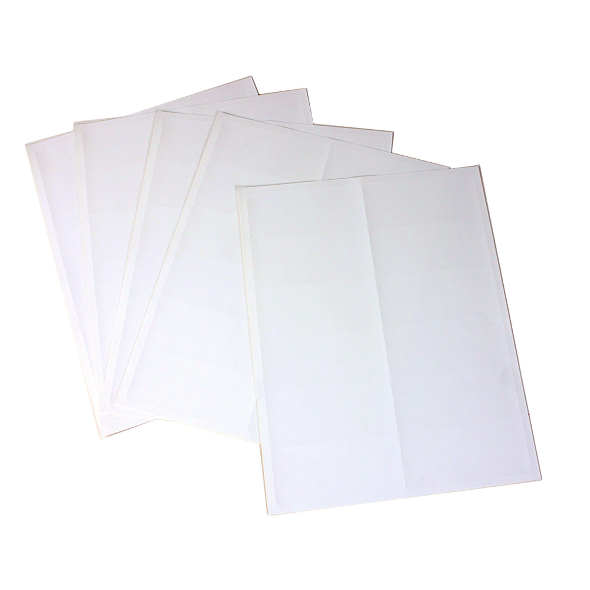 "Picture of 60 - 4""x1¾"" Matte Rectangle Labels"