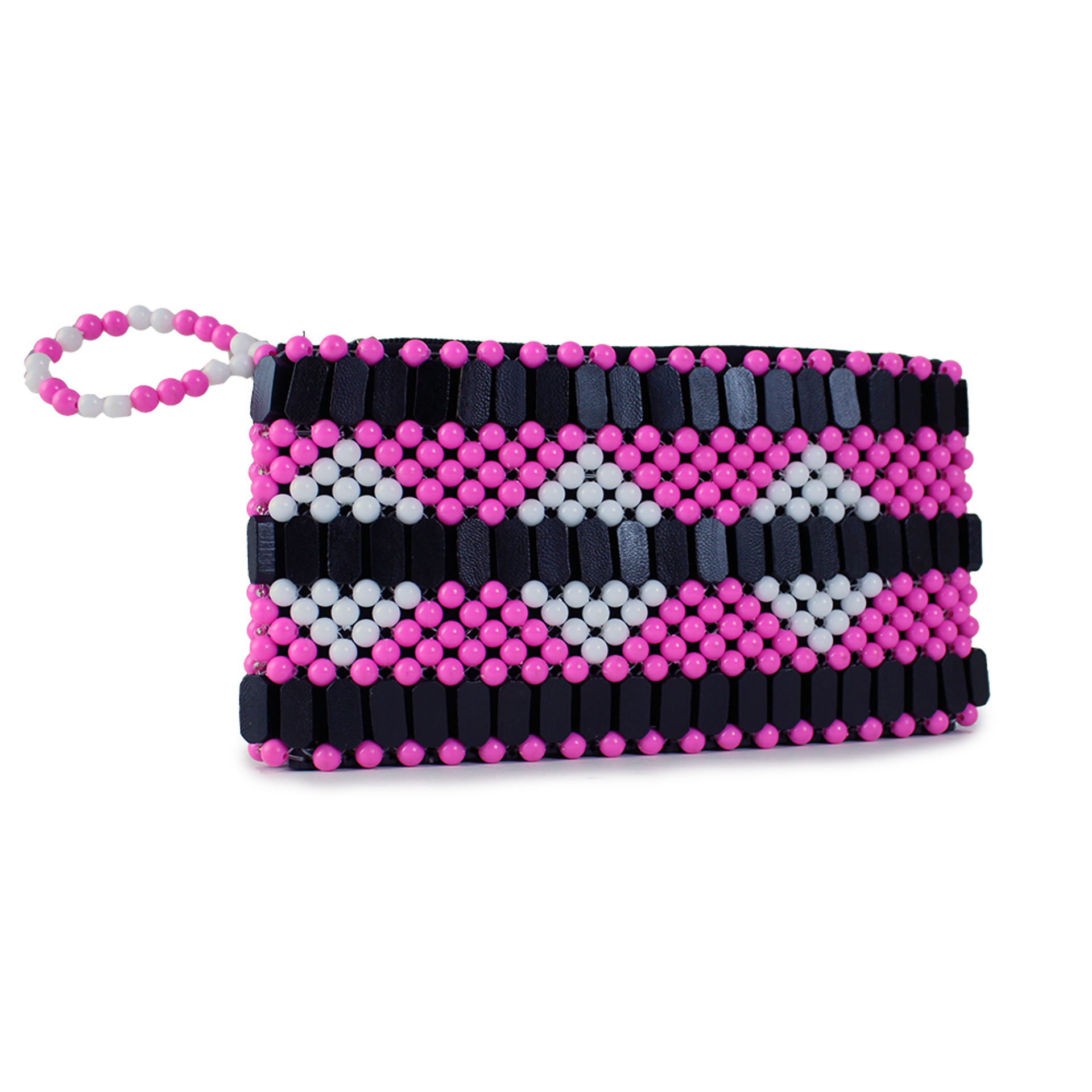 Picture of Kenyan Beaded Clutch - ASSORTED COLORS