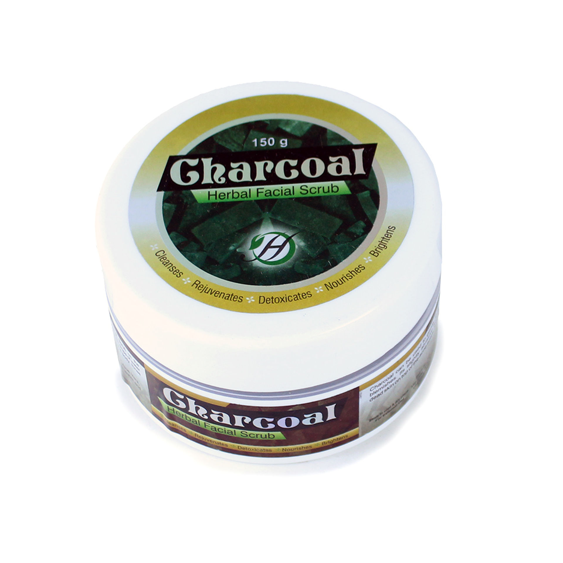 Picture of Charcoal Herbal Face Scrub - 150 g