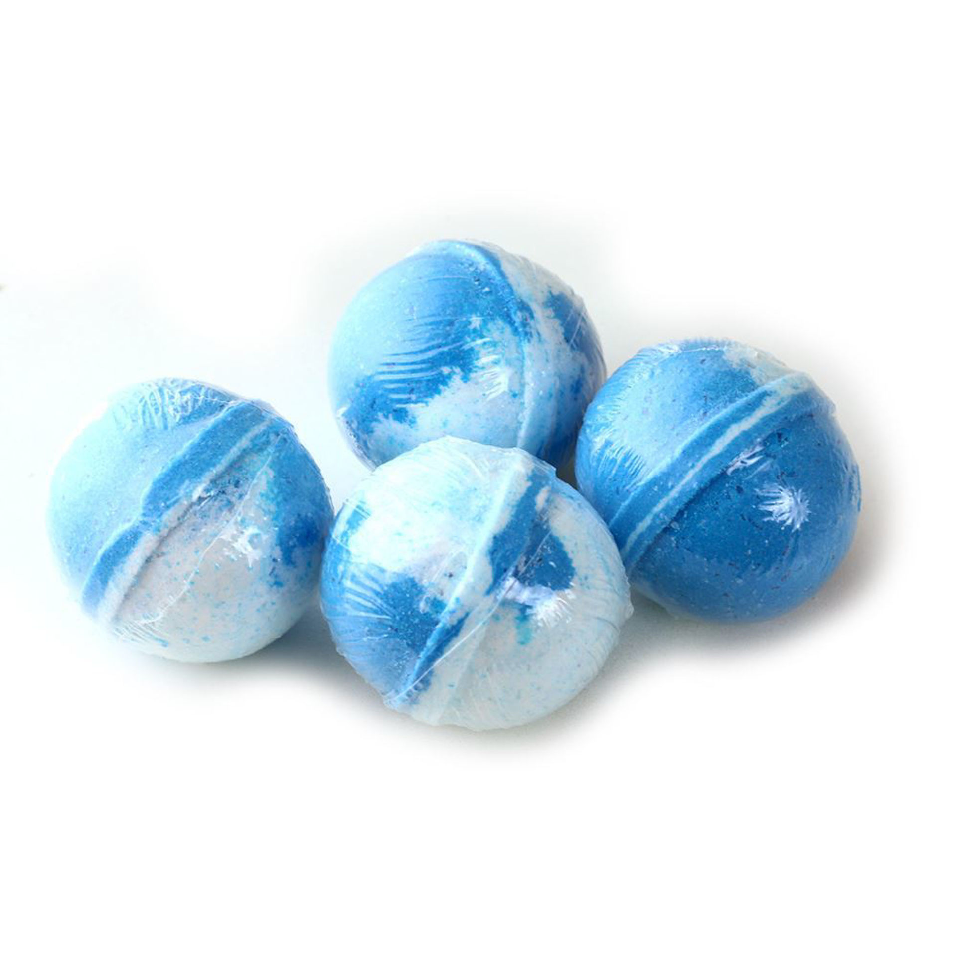 Picture of Cooling Waters Bath Bombs: 4 Pack