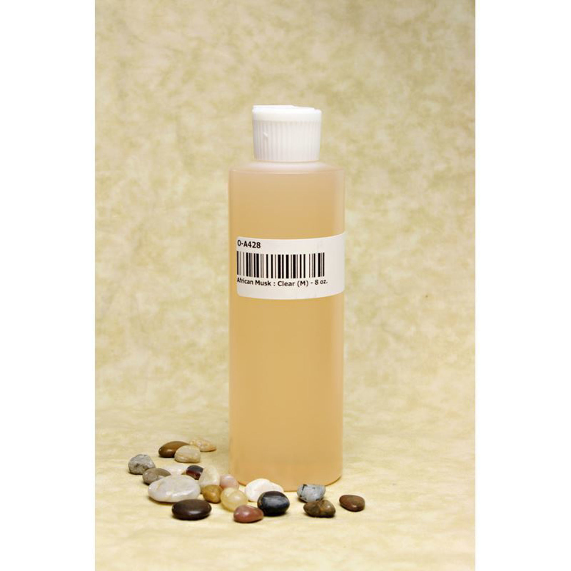 Picture of African Musk: Clear (M) - 8 oz.