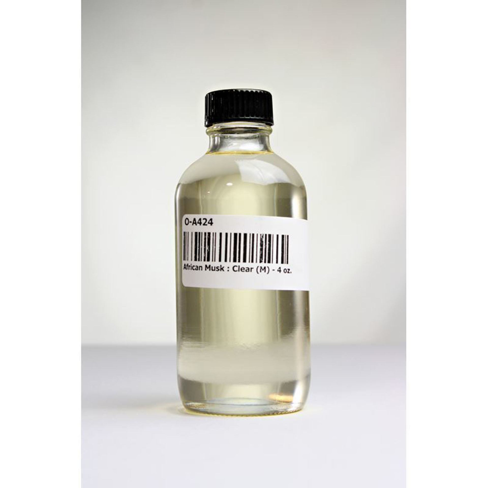 Picture of African Musk: Clear (M) - 4 oz.