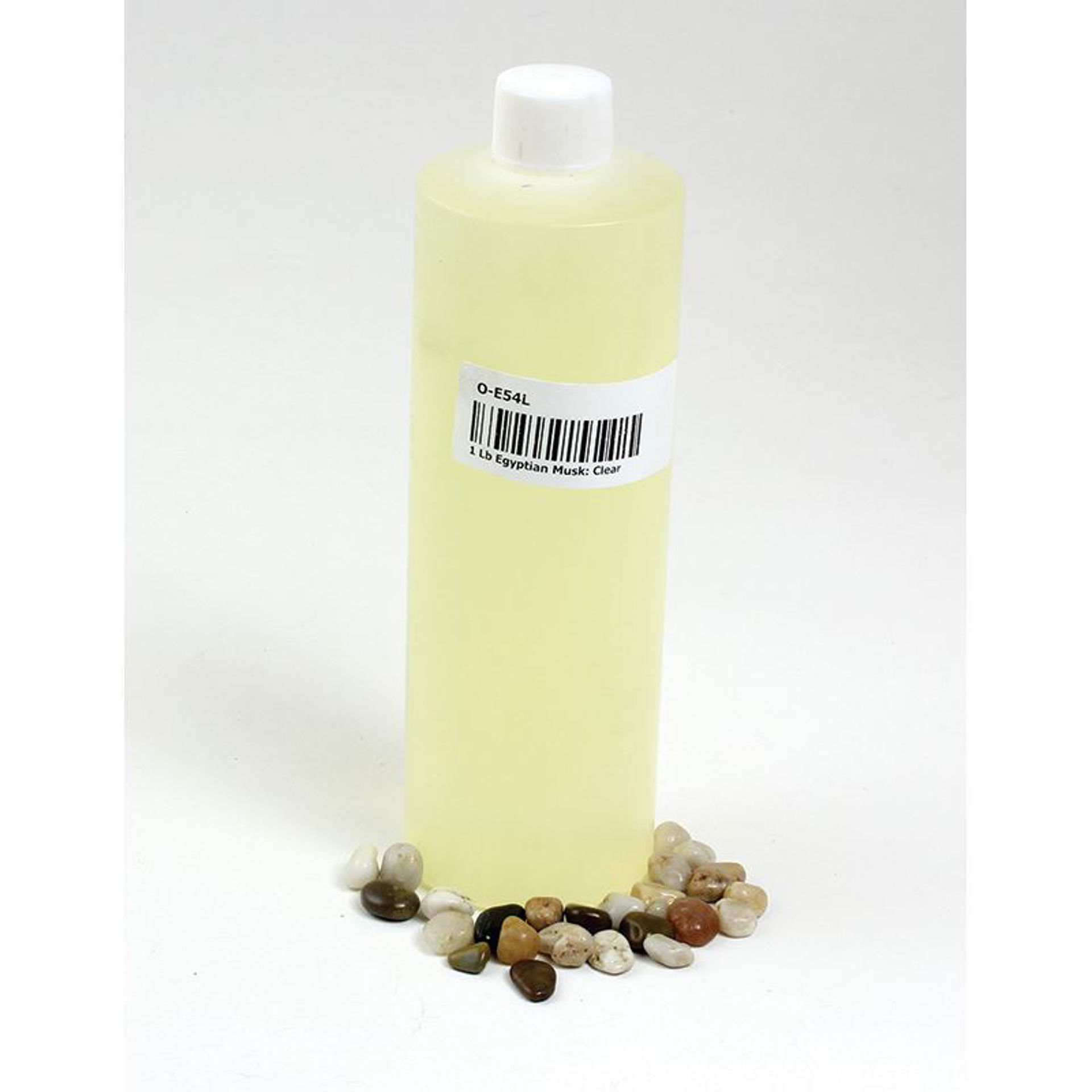 Picture of 1 Lb Egyptian Musk: Clear
