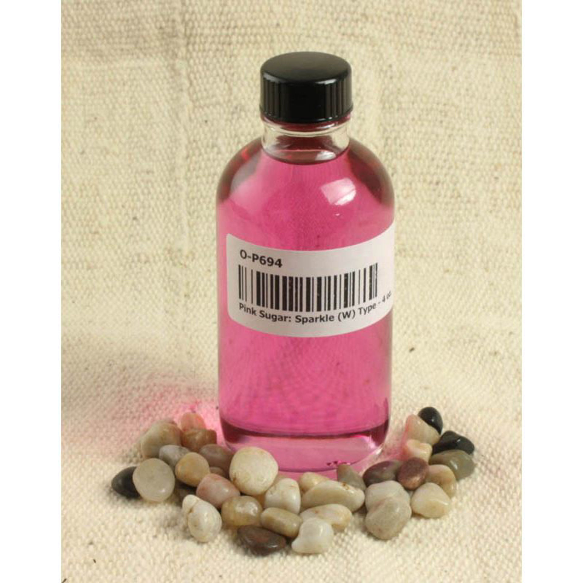 Picture of Pink Sugar: Sparkle (W) Type - 4 oz.