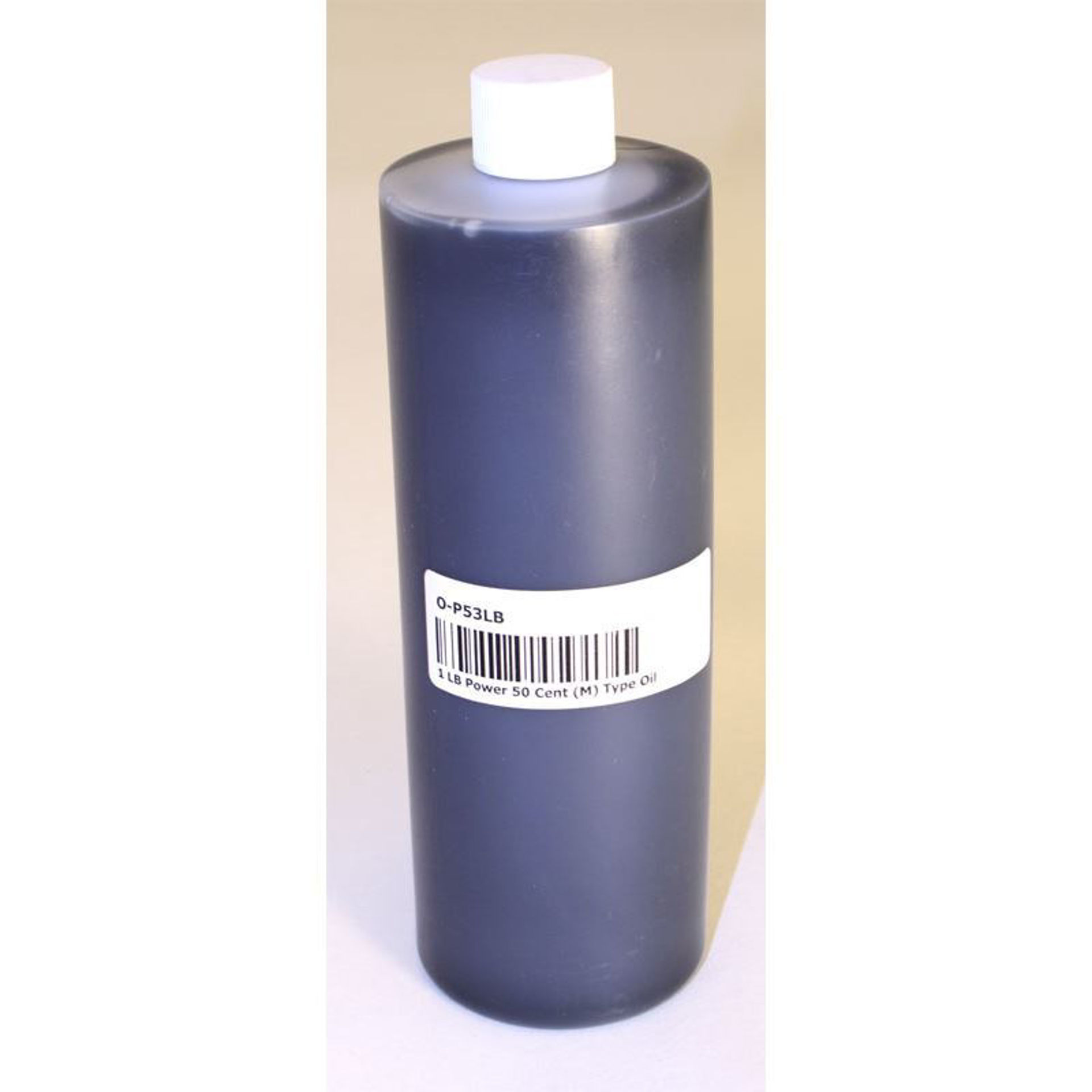 Picture of 1 Lb Power: 50 Cent (M) Type Oil