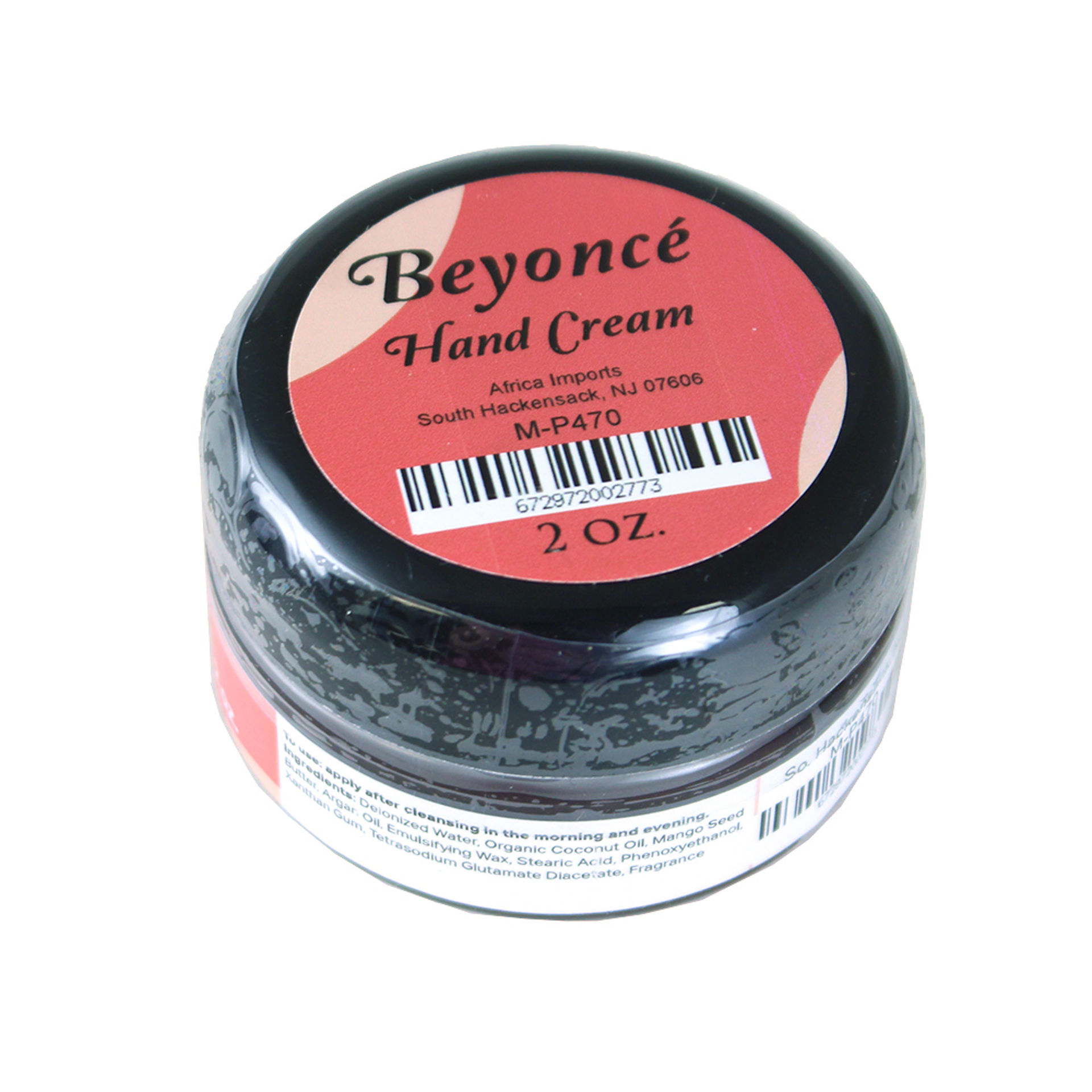 Picture of Beyoncé Hand Cream - 2 oz.