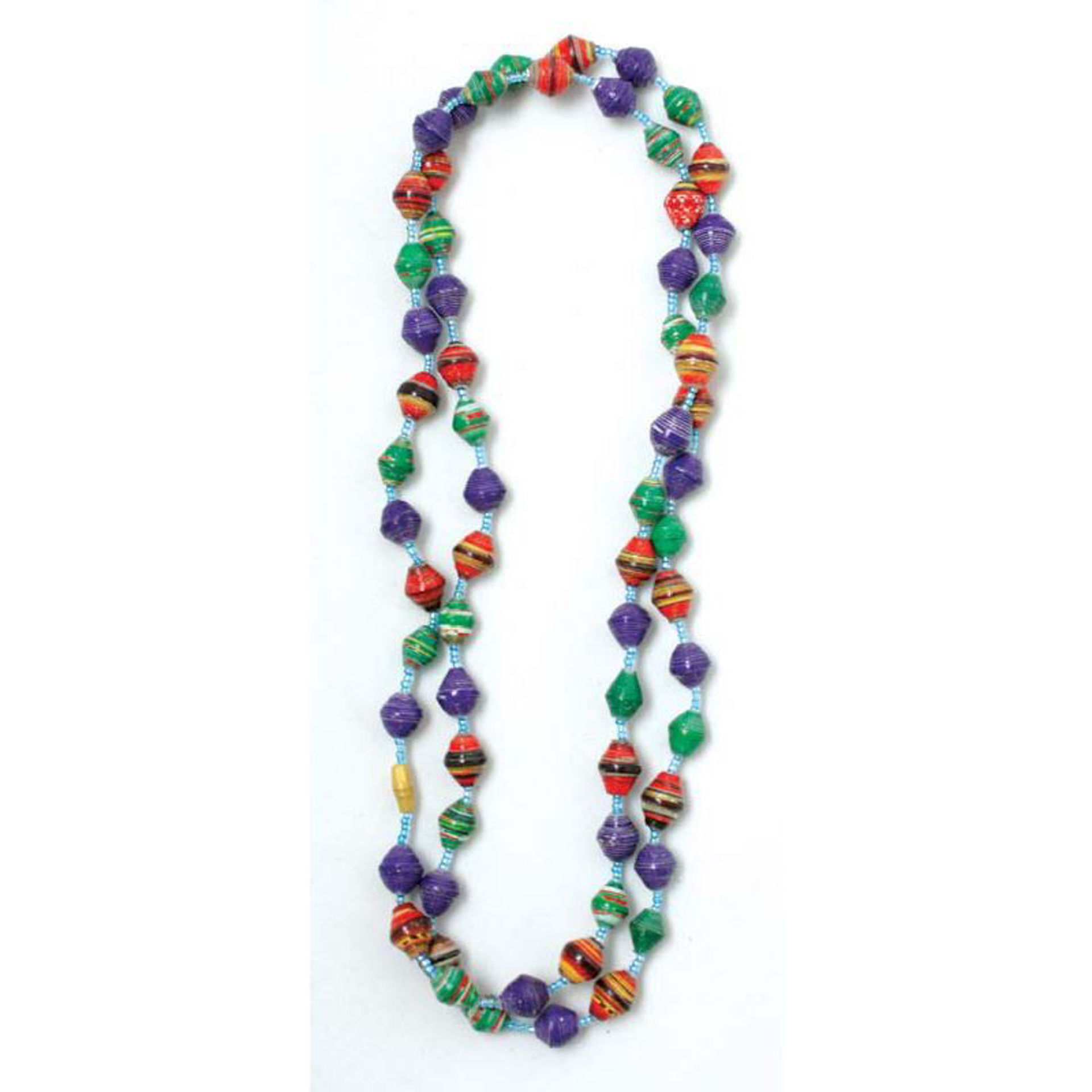 Picture of African Festival Necklace: ASSORTED