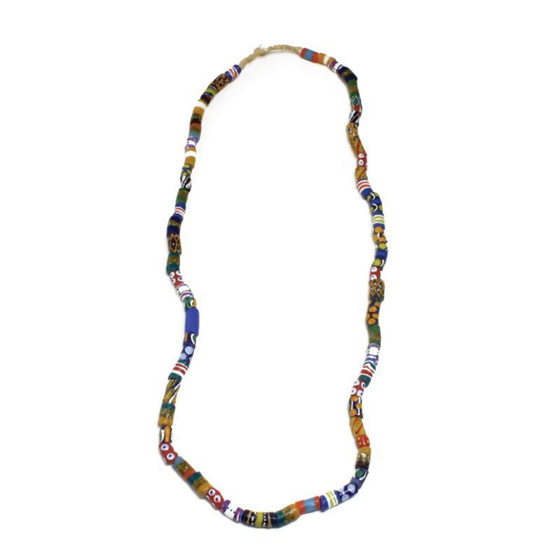 Picture of Ghana Trade Bead Long Necklace
