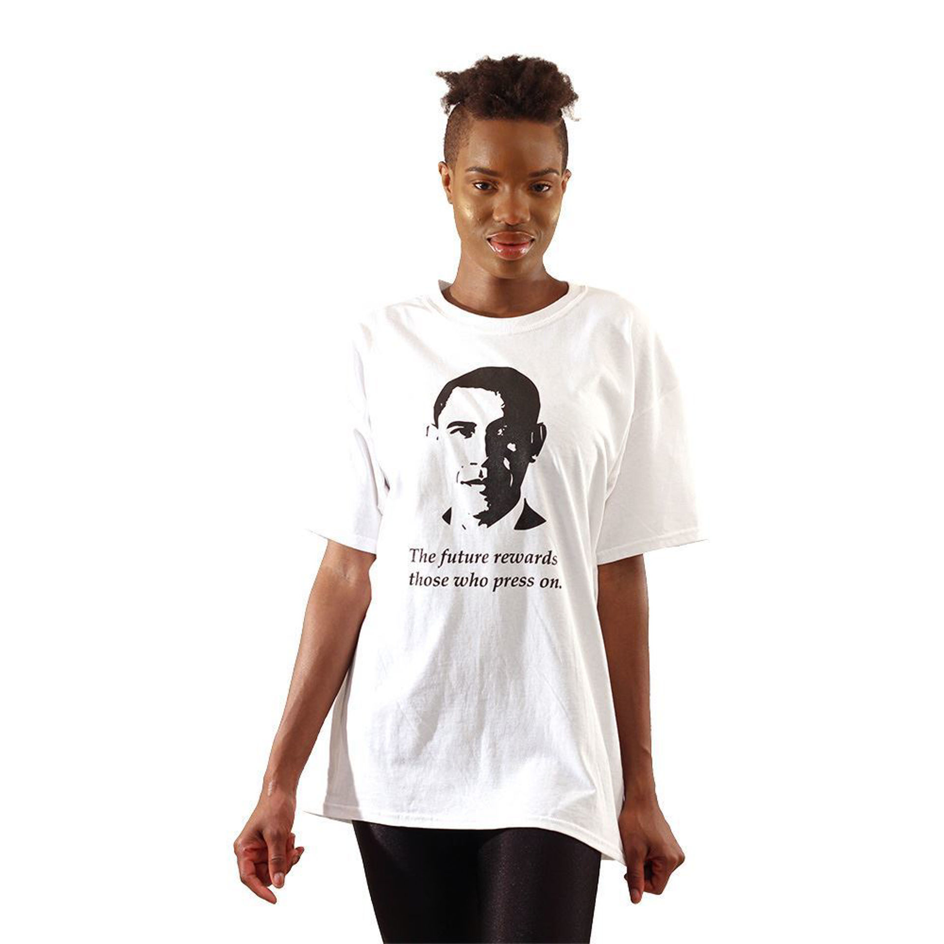 Picture of Barack Obama Future Rewards T-Shirt