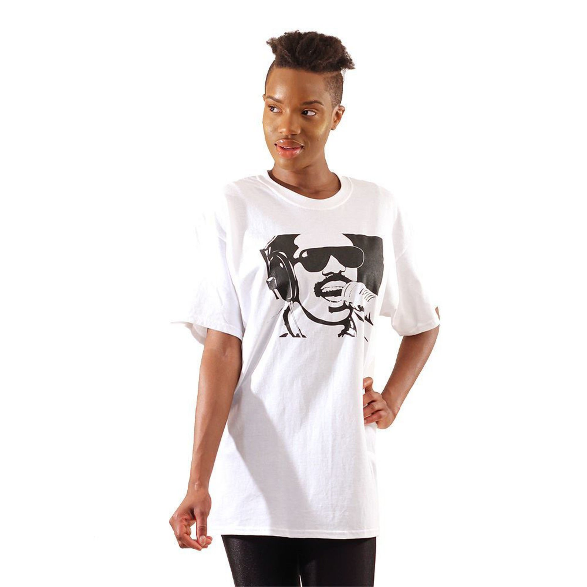 Picture of Stevie Wonder T-Shirt