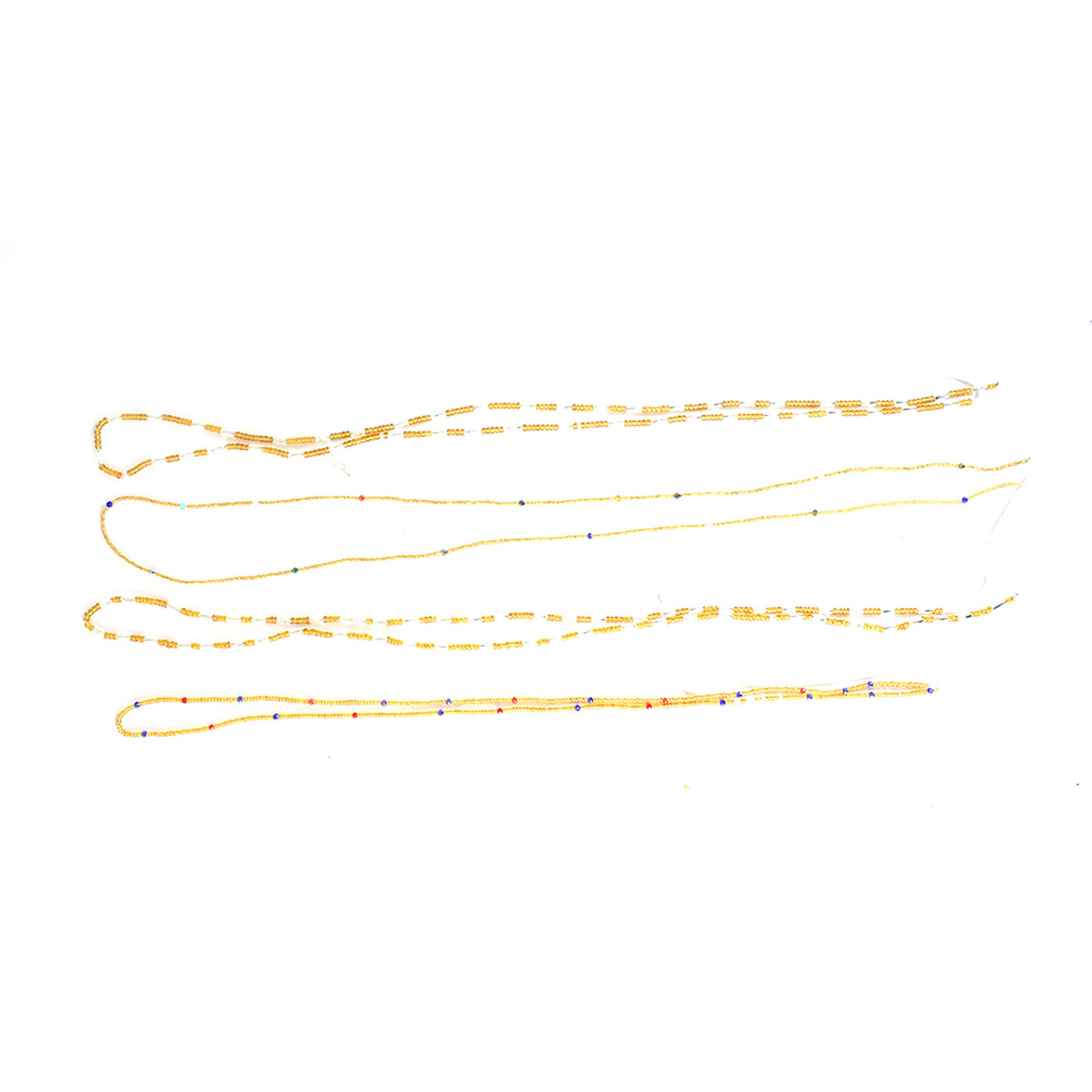 Picture of Set Of 4 Ghanaian Waist Beads