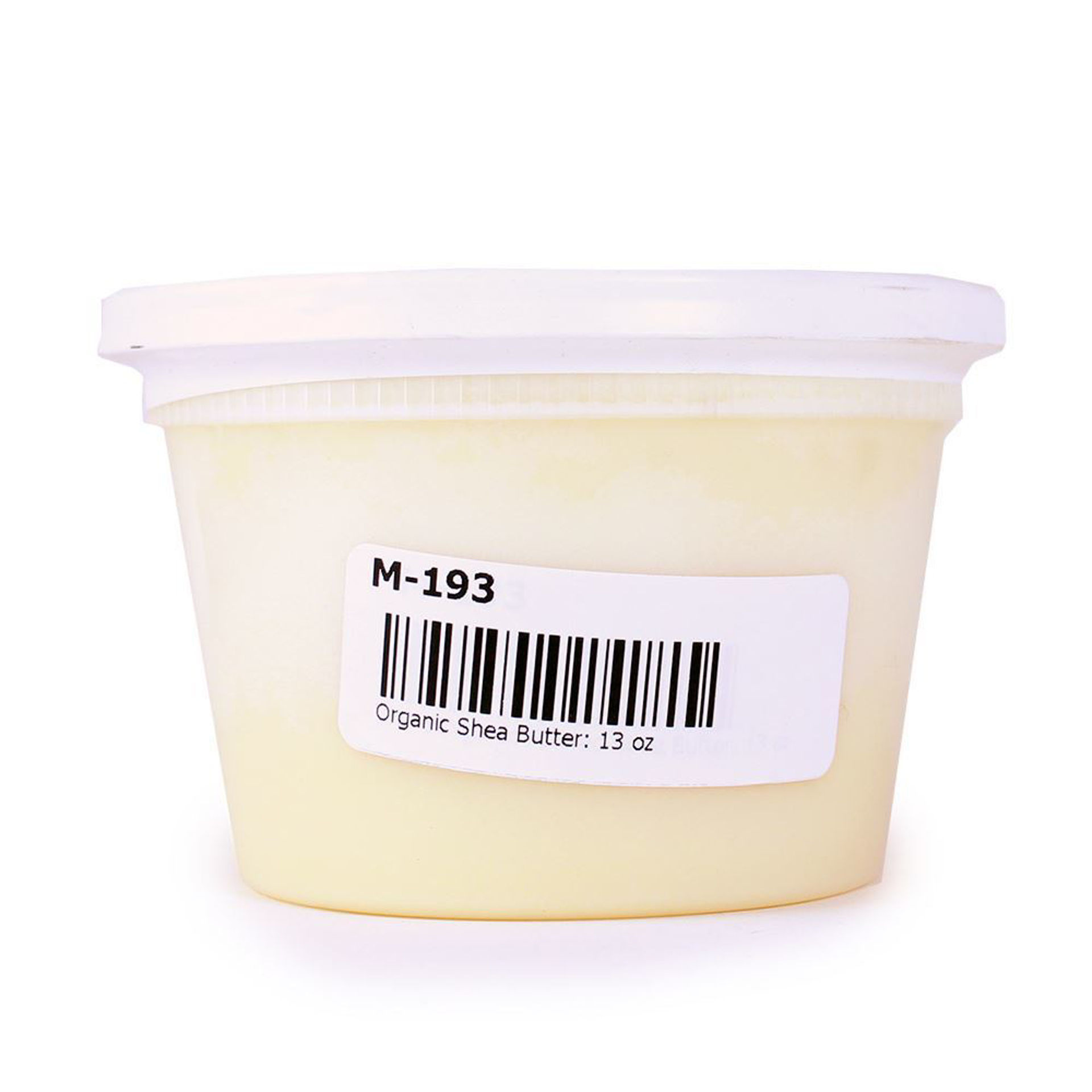 Picture of Organic Shea Butter: 13 oz