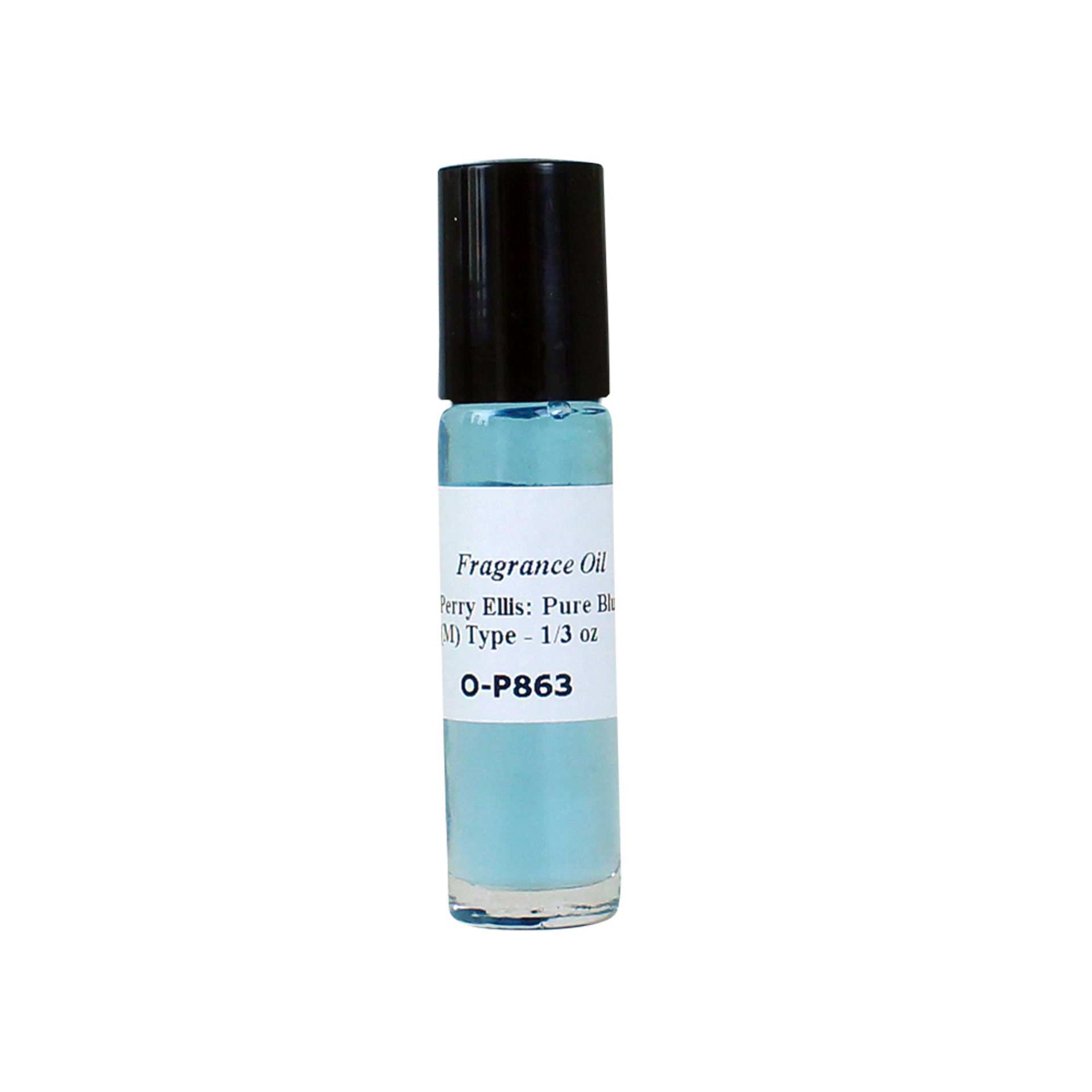 Picture of Perry Ellis: Pure Blue (M) Type - 1/3 oz