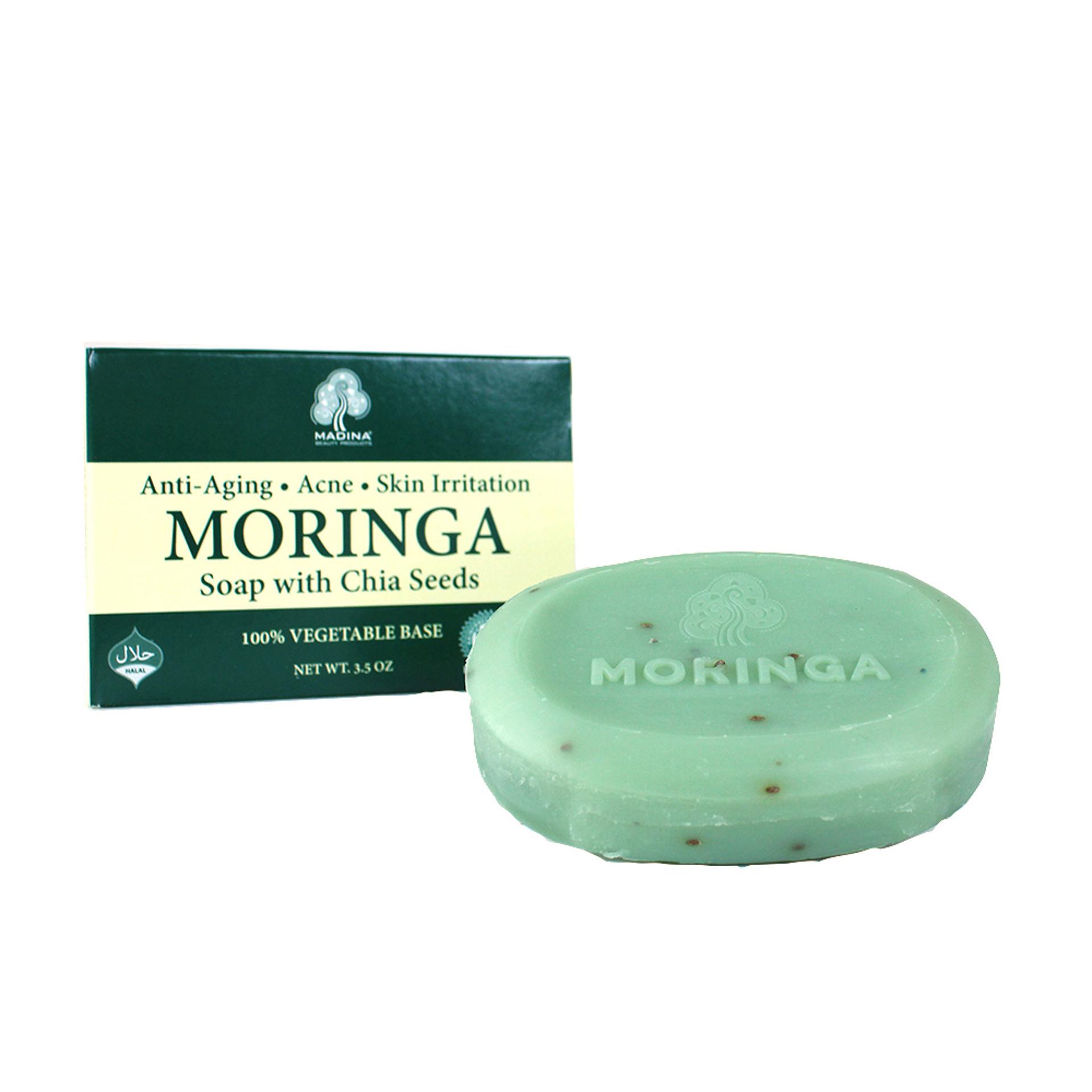 Picture of Moringa Soap –  3½ oz.