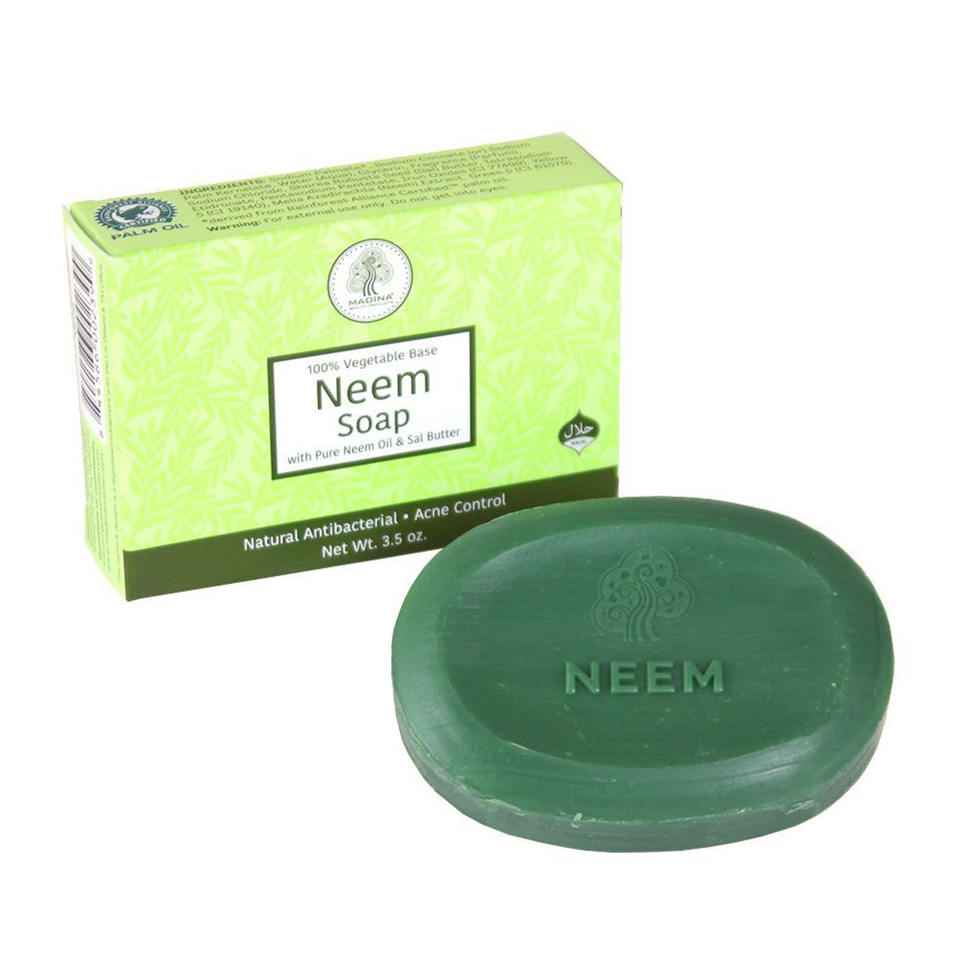 Picture of Neem Oil Soap - 3.5 oz.