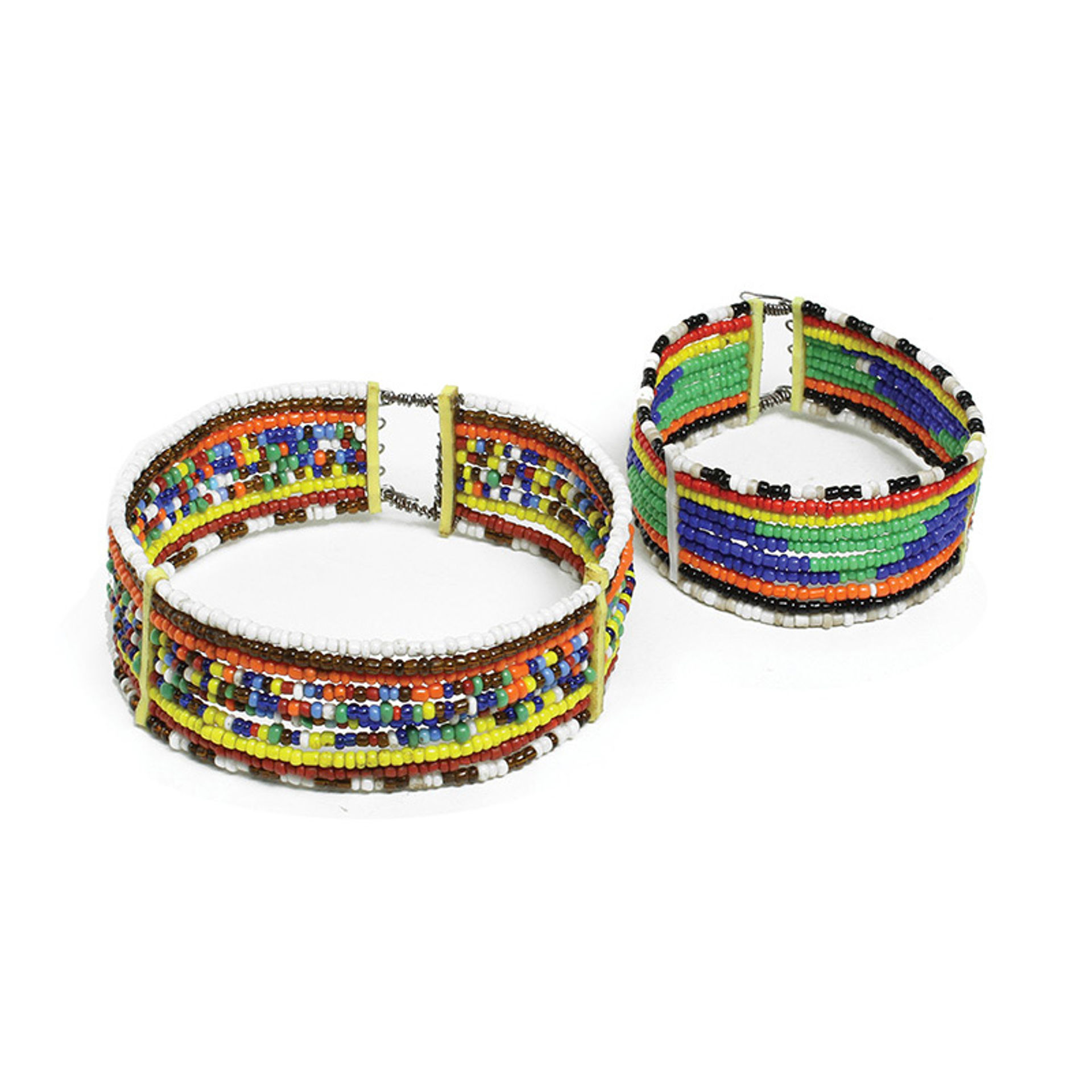 Picture of Maasai Beaded Bracelets - Clip-On