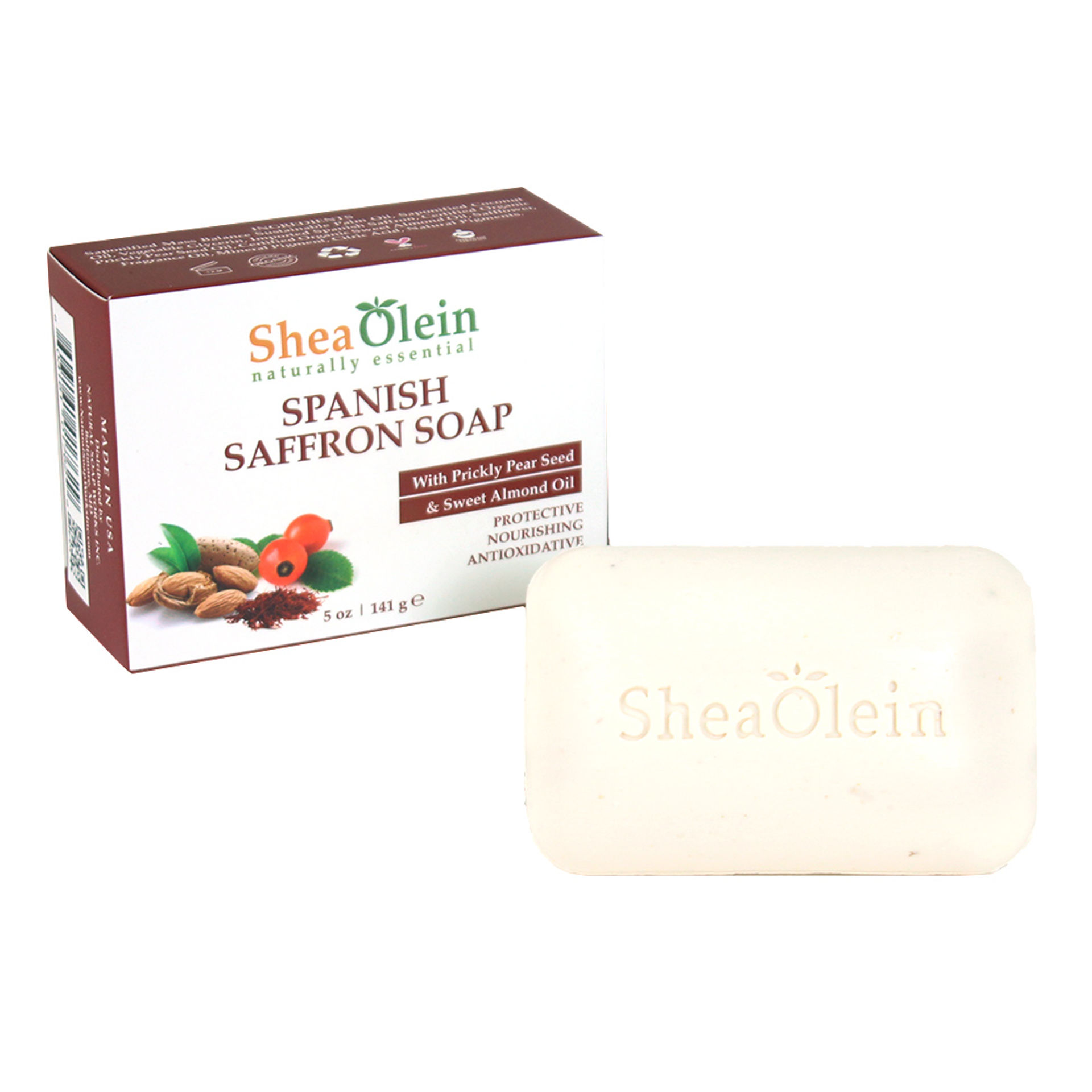 Picture of Spanish Saffron Soap - 5 oz.